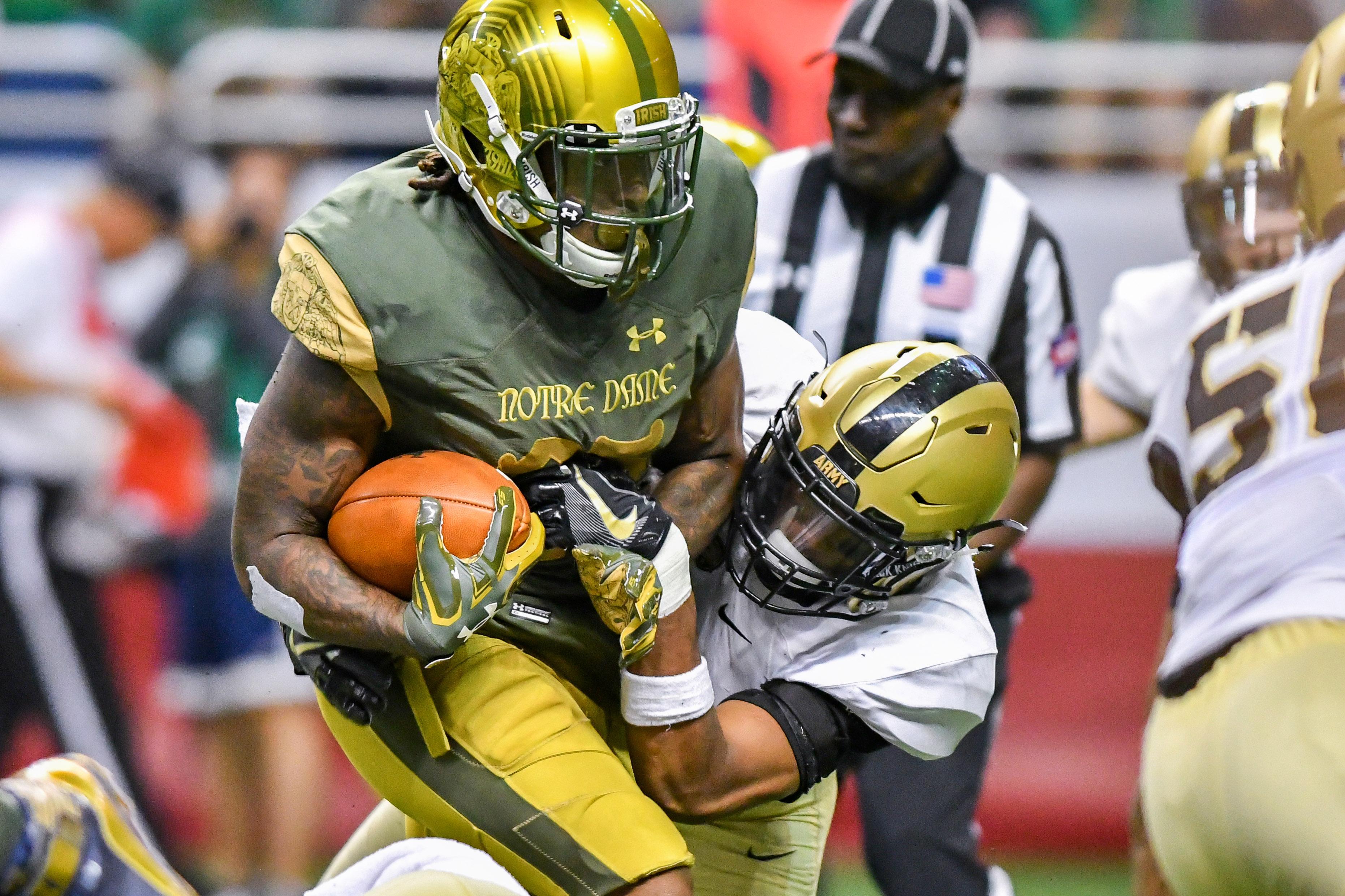 NCAA Football: Notre Dame vs Army