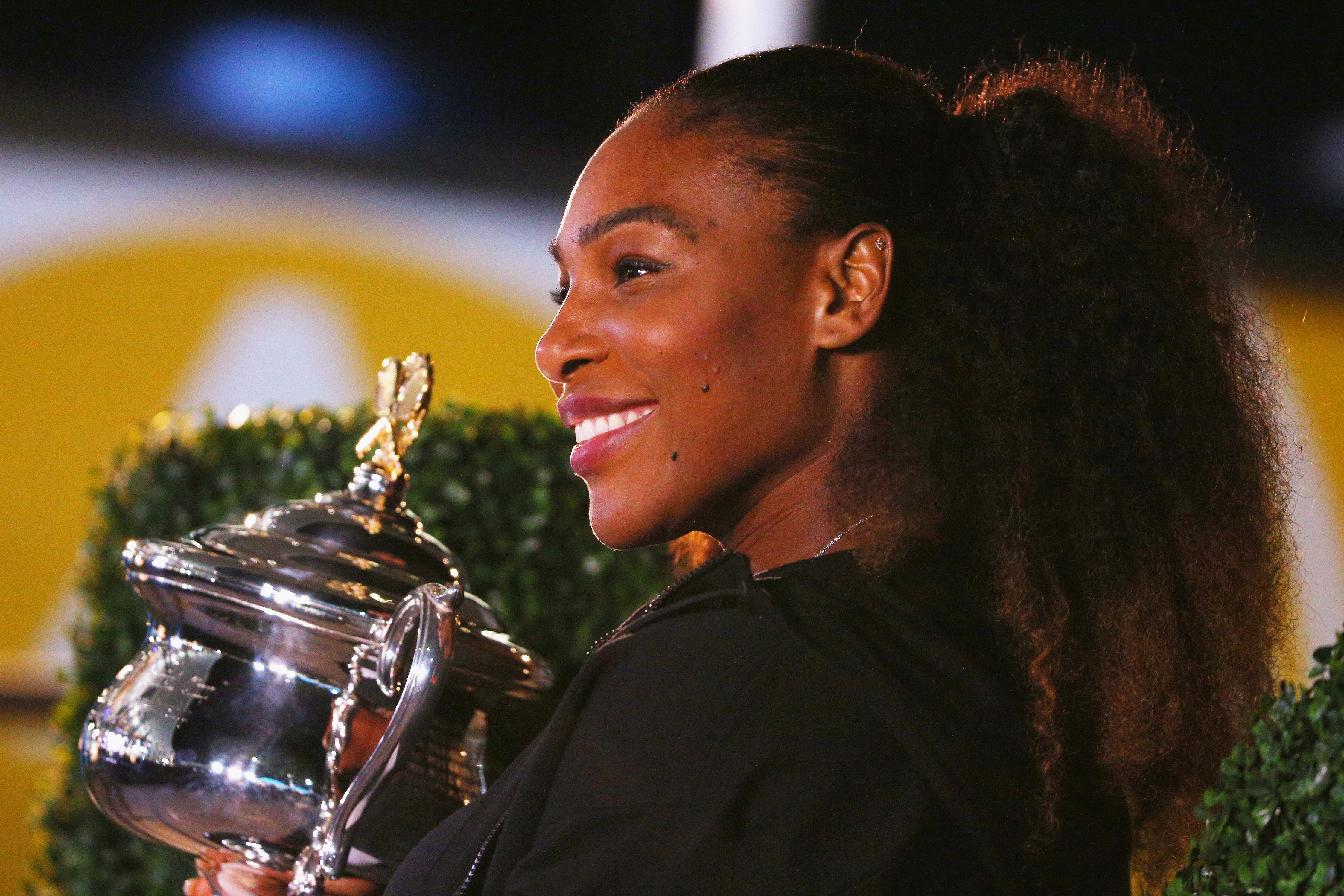 Despite decades of racist and sexist attacks, Serena Williams keeps winning