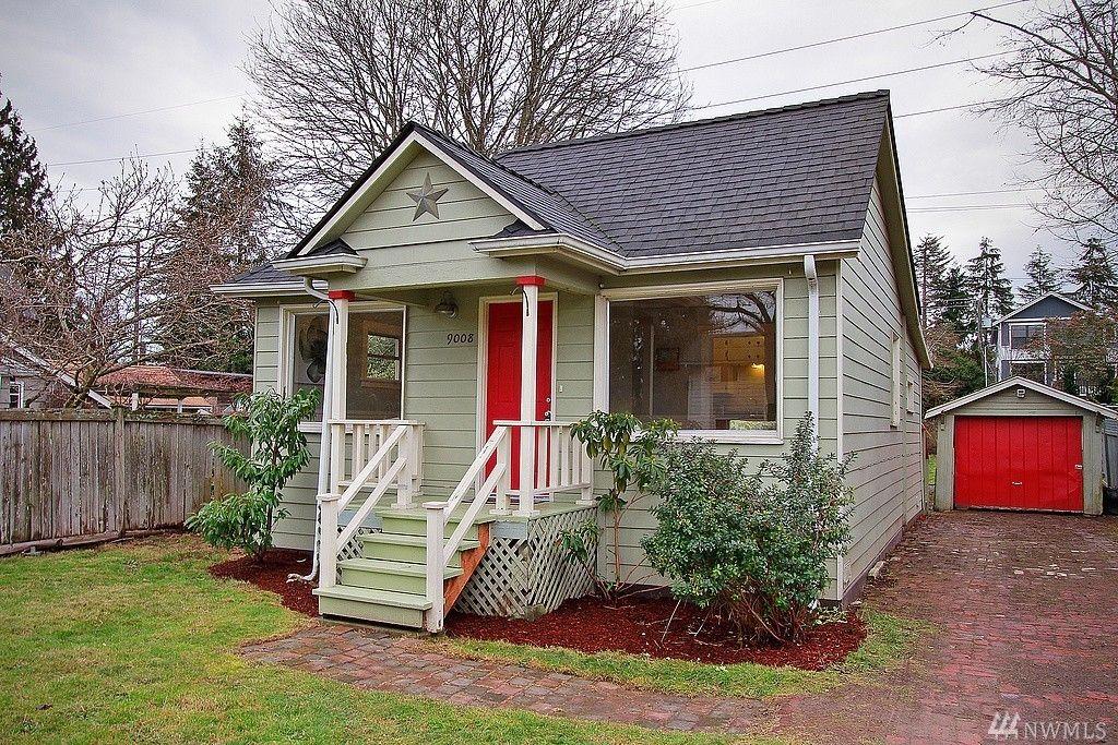 Seattle Tiny Houses