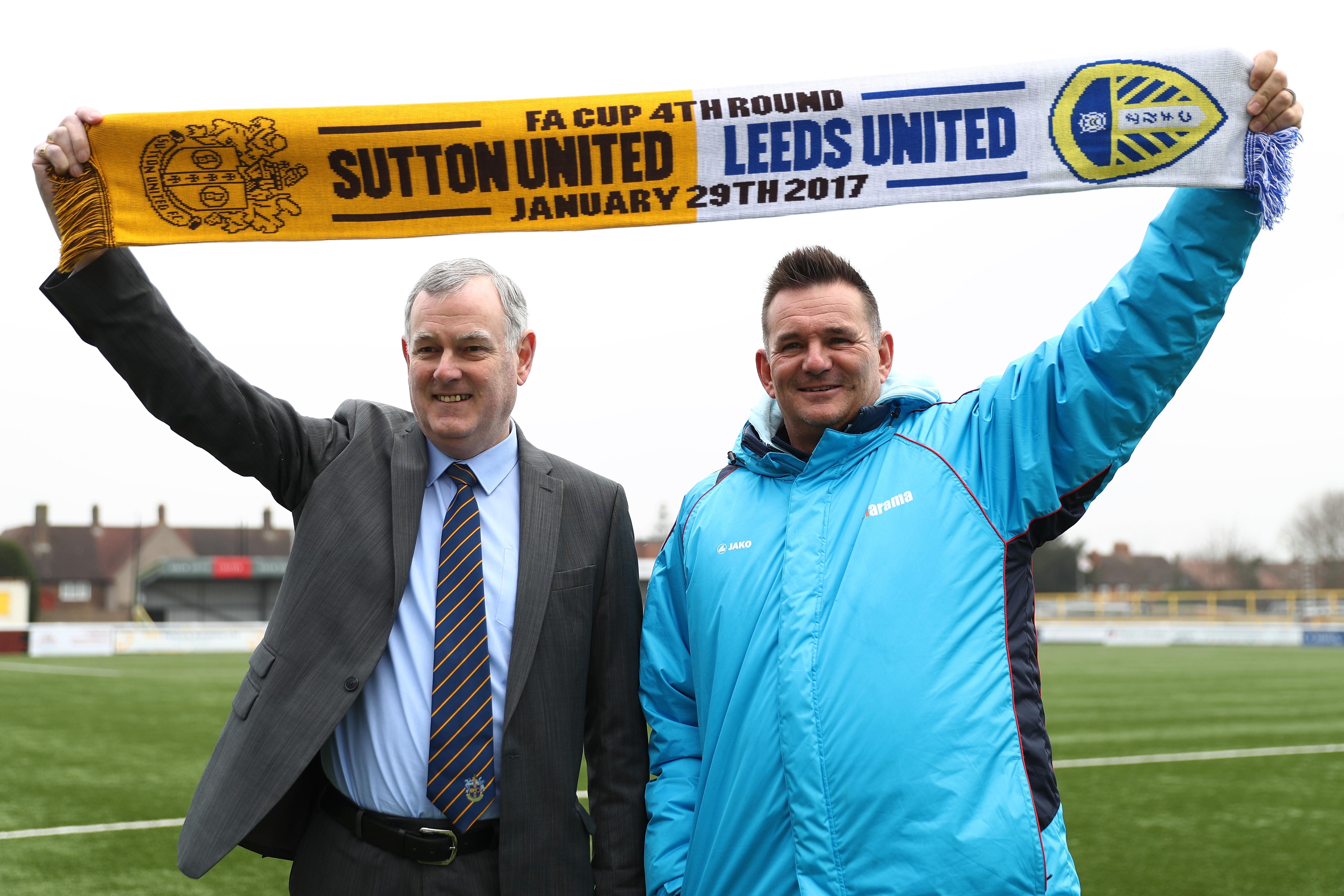 Sutton United Media Access