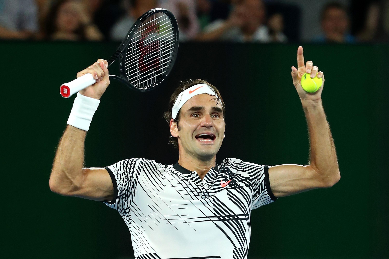 2017 Australian Open: Roger Federer wins men's title