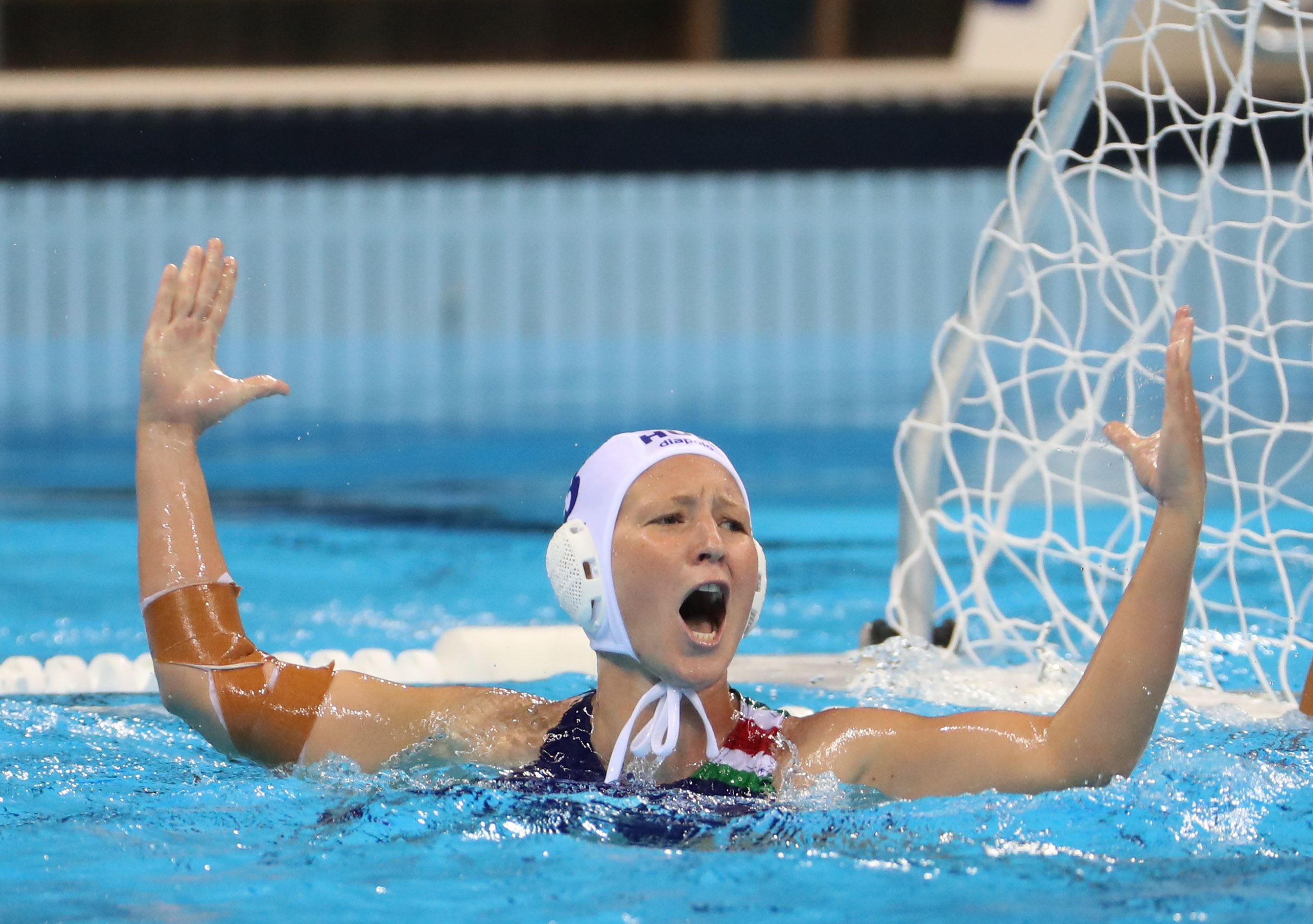 Olympics: Water Polo-Bronze Medal Match-Hungary vs Russia