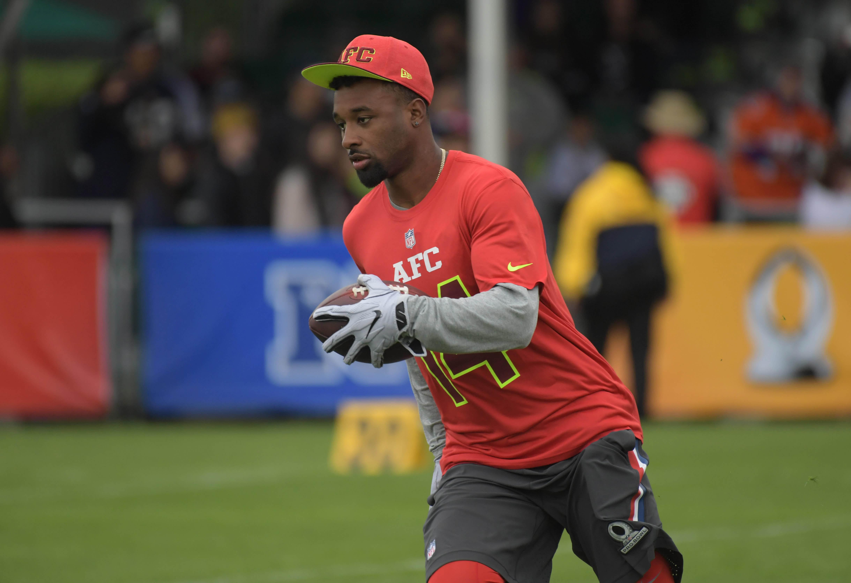 NFL: Pro Bowl-AFC/NFC Practice