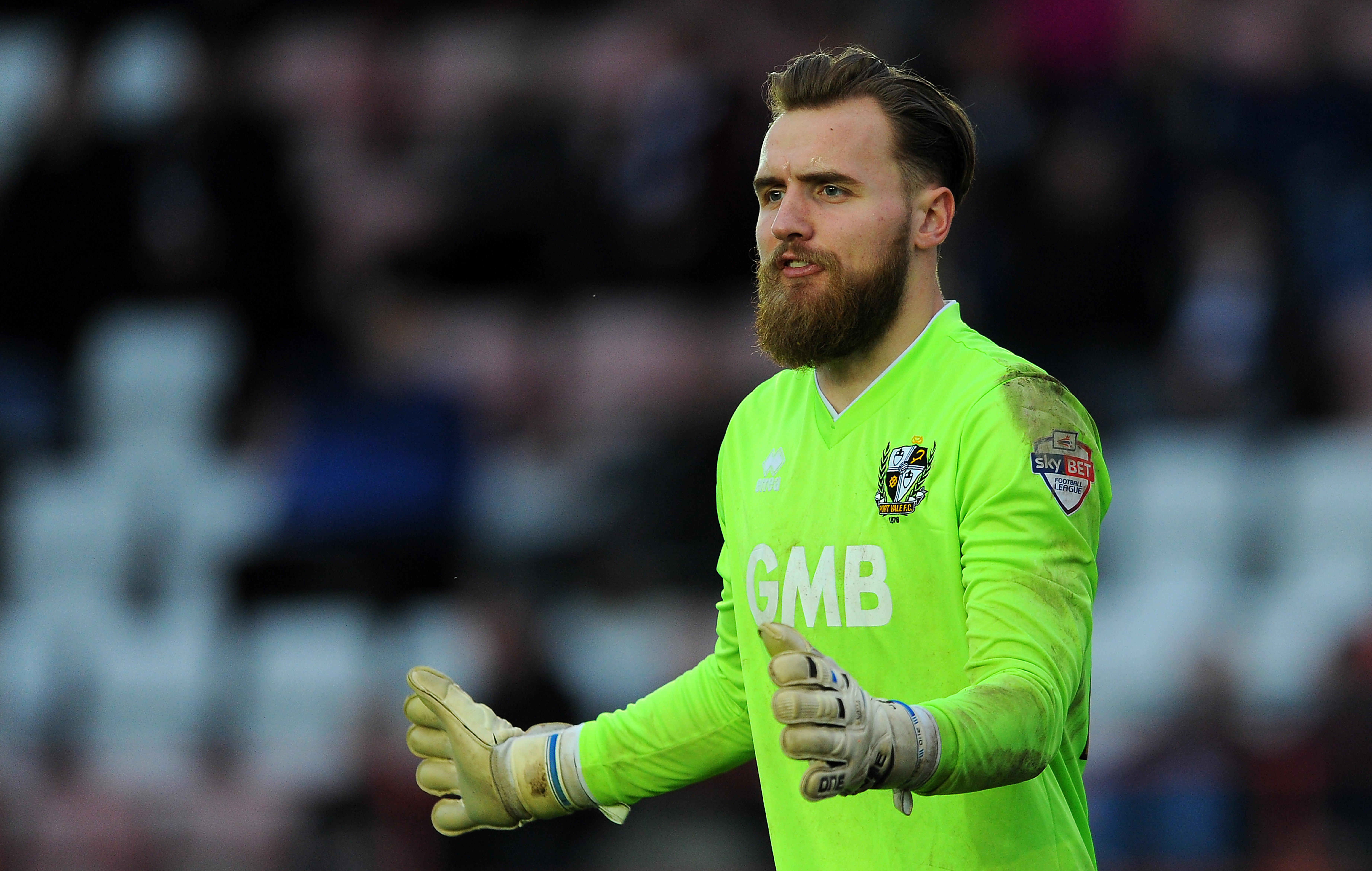 Exeter City v Port Vale - The Emirates FA Cup Second Round