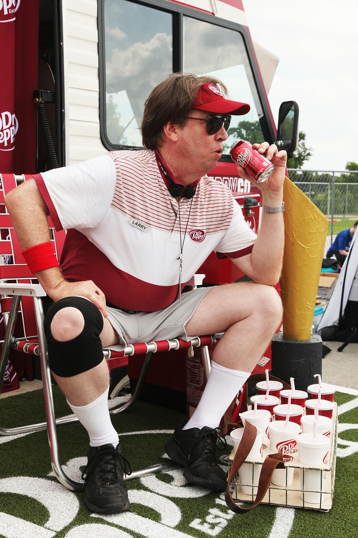 Dr Pepper - 2016 College Football Roadshow - AdvoCareClassic