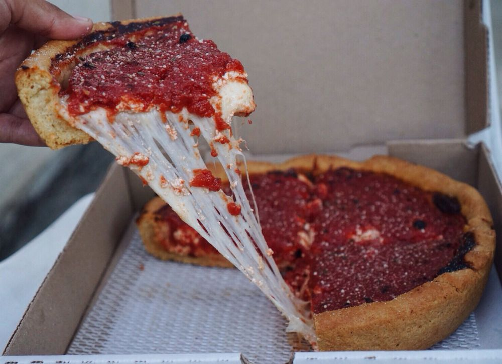 LA's Best Deep Dish Pizza Finds a Permanent Home on the Eastside