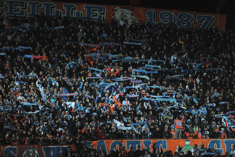 Marseille v Manchester United - UEFA Champions League