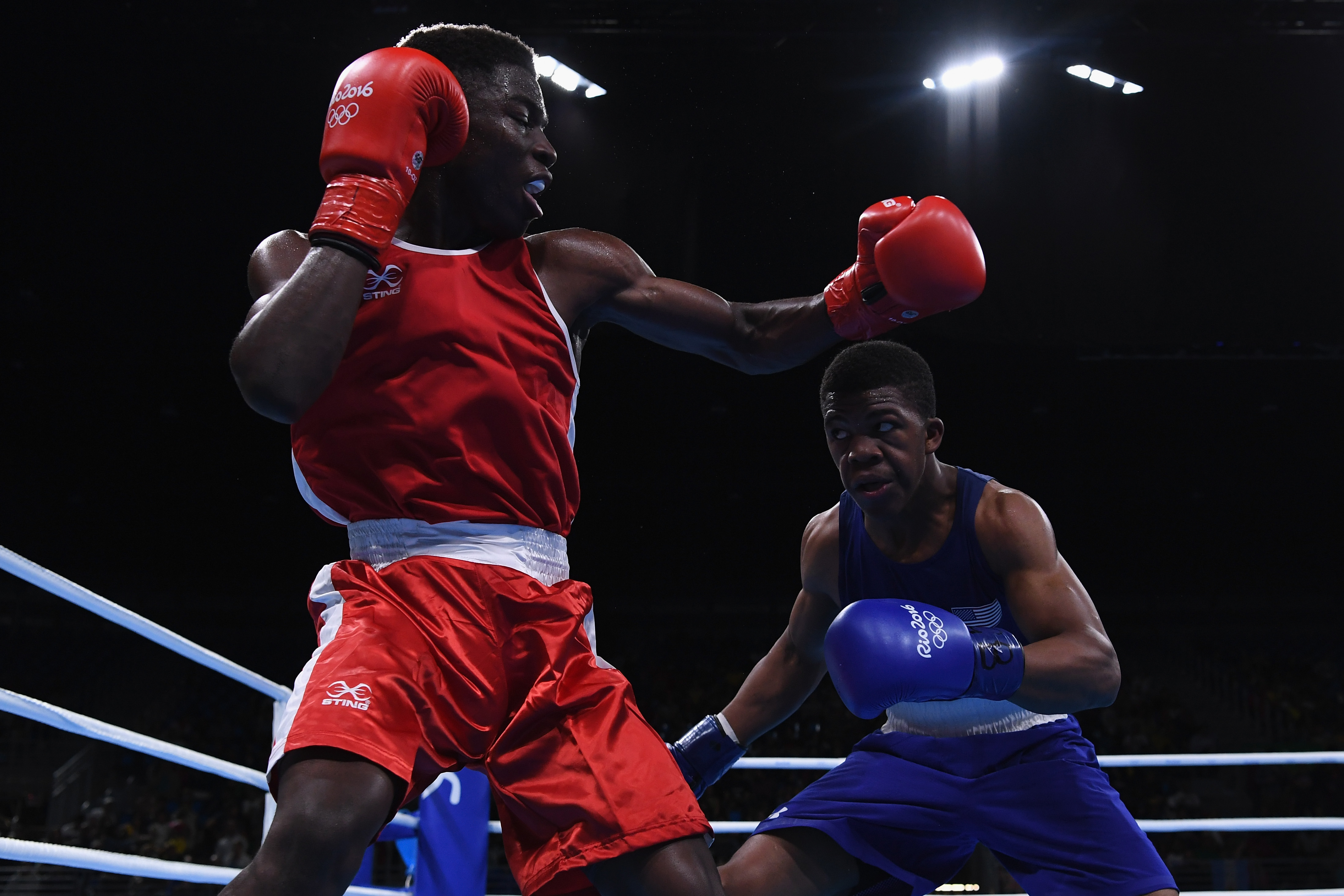 Amateur boxing partner pics britnwy