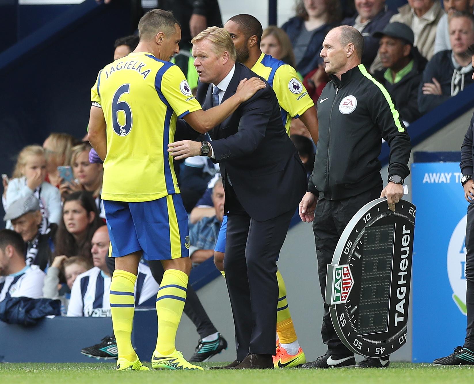 West Bromwich Albion v Everton - Premier League