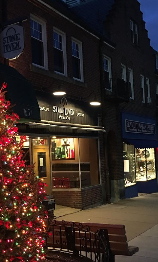 Stone L'oven in Waban