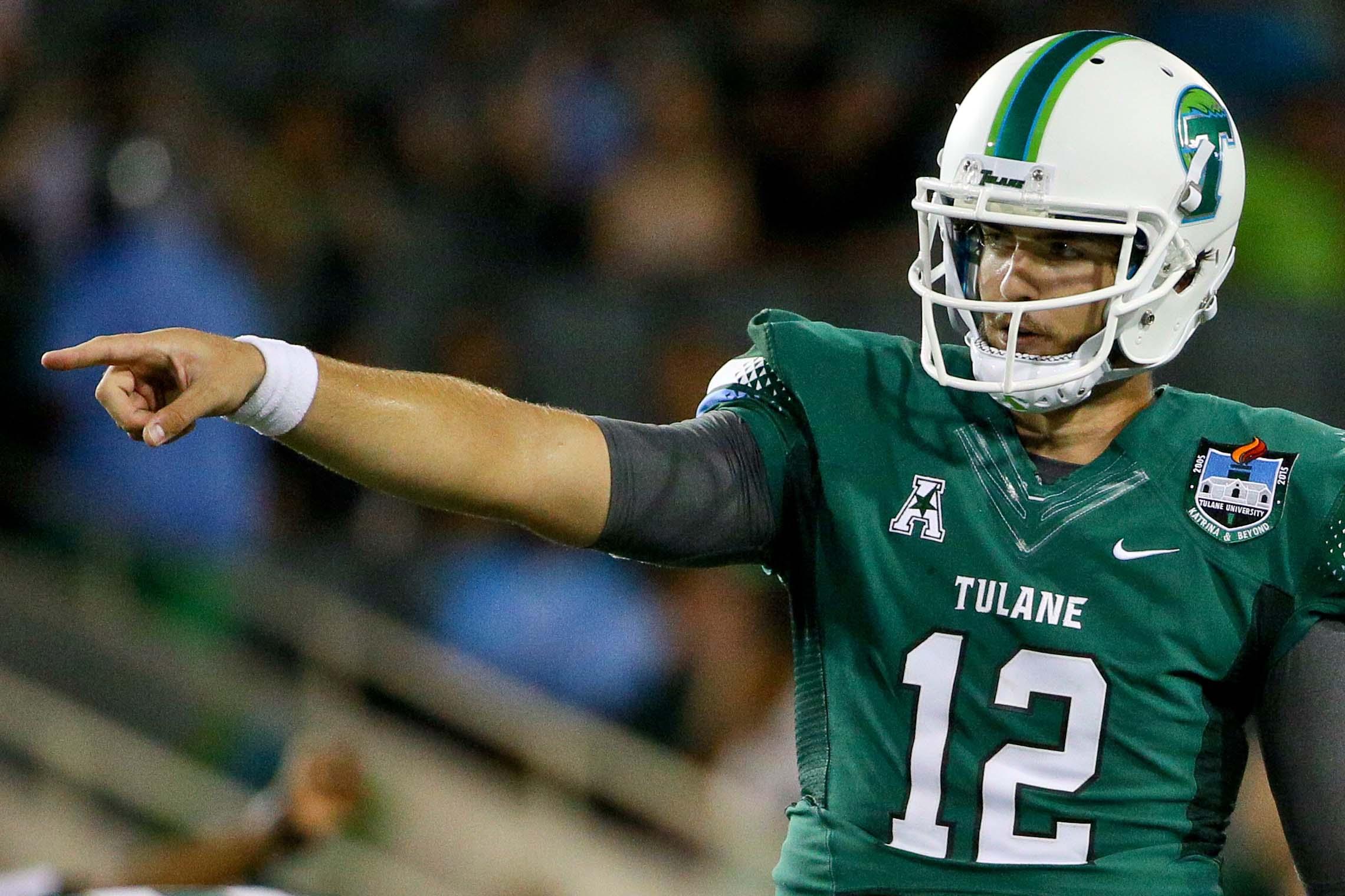 NCAA Football: Duke at Tulane