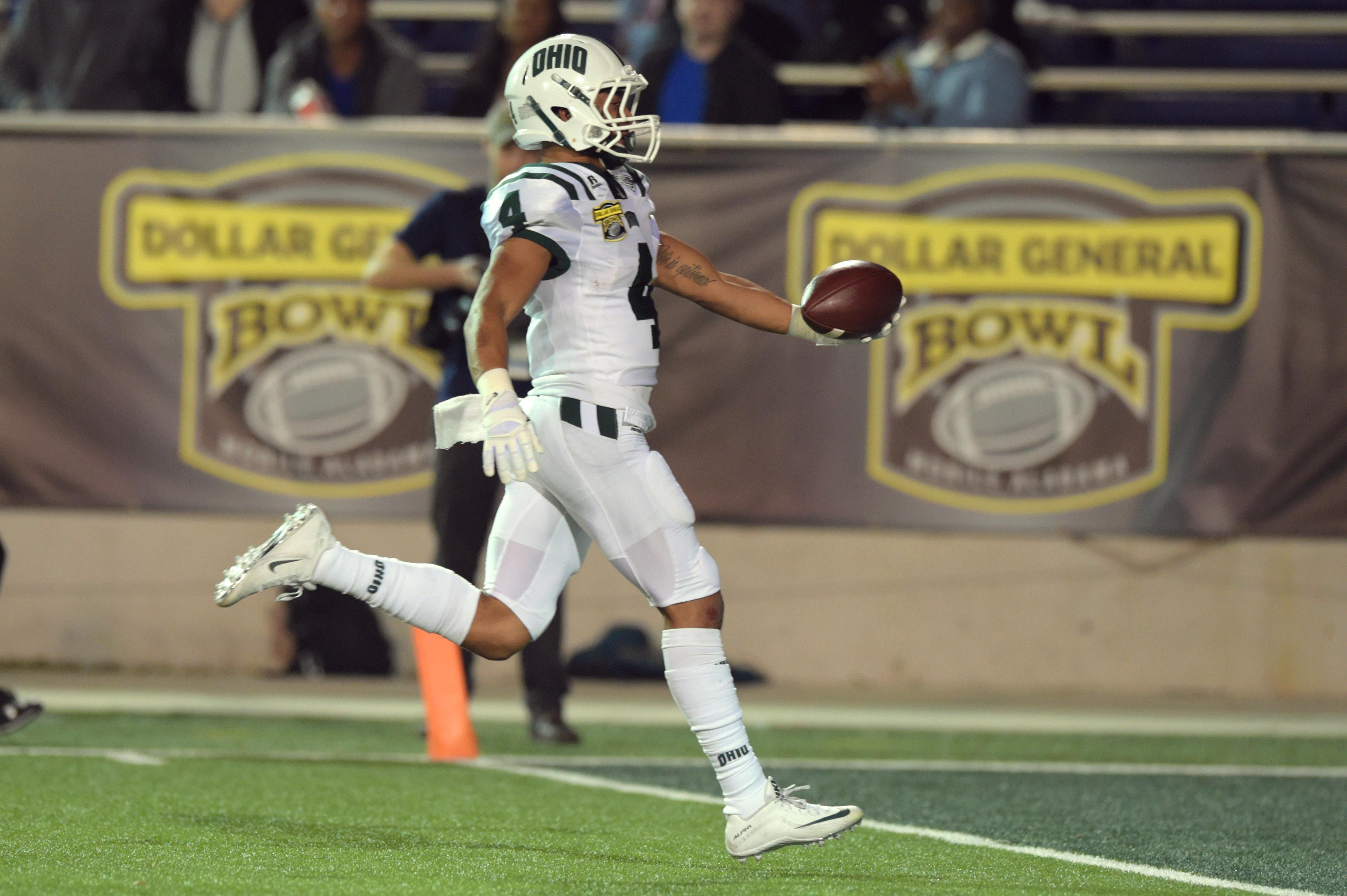 NCAA Football: Dollar General Bowl-Ohio vs Troy