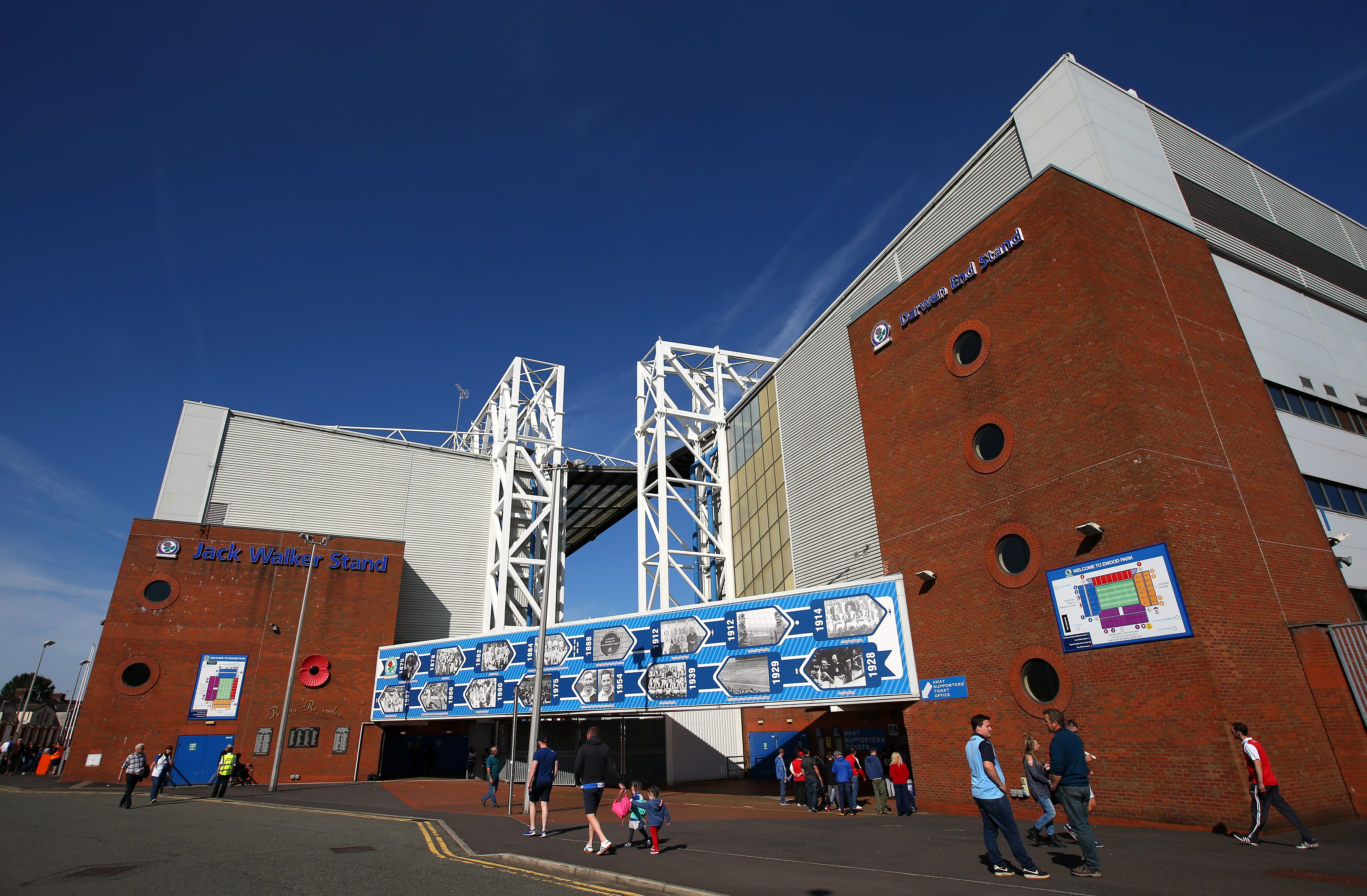 Blackburn Rovers v Rotherham United - Sky Bet Championship