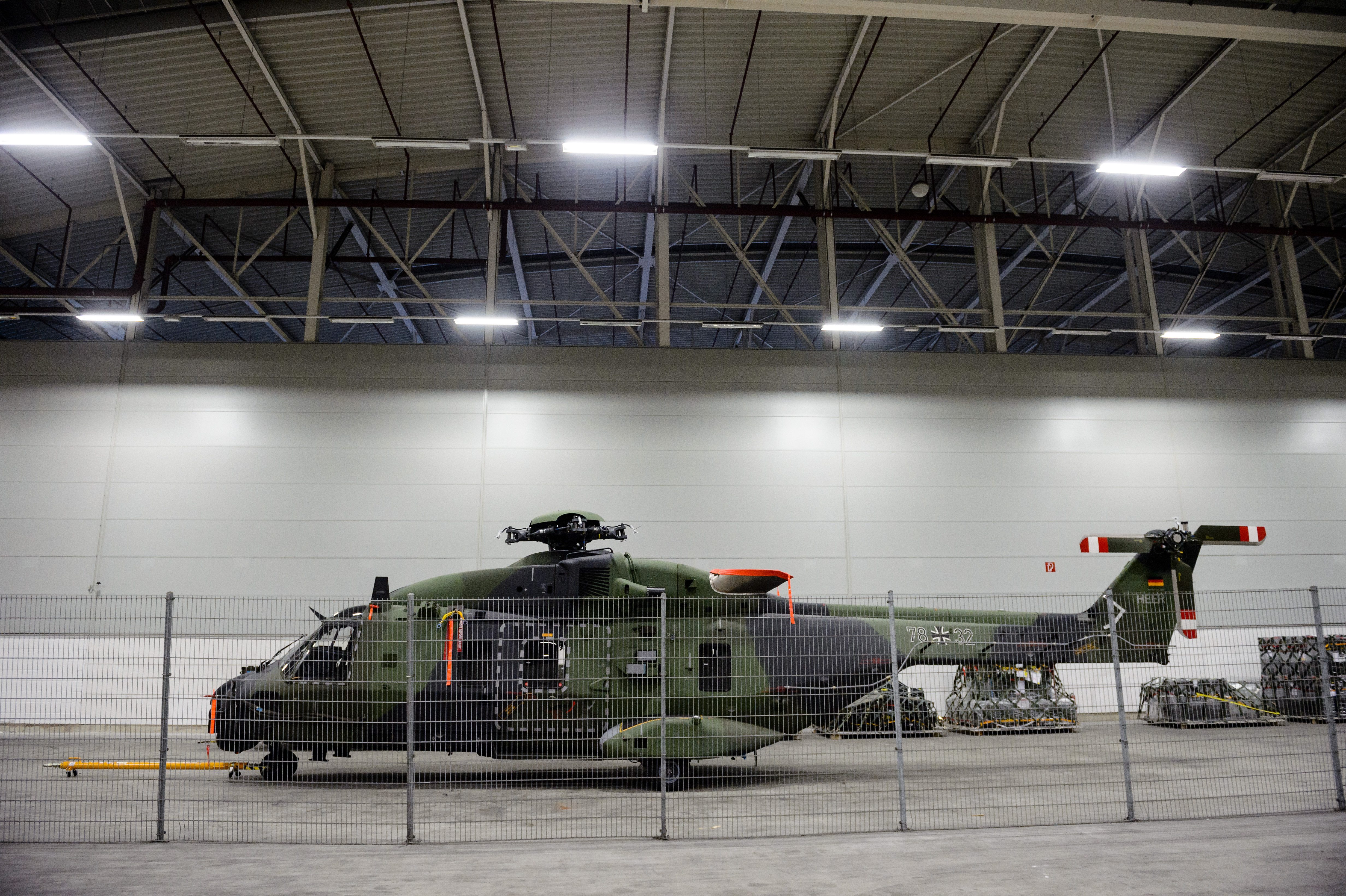 Bundeswehr Sends Helicopters To Mali