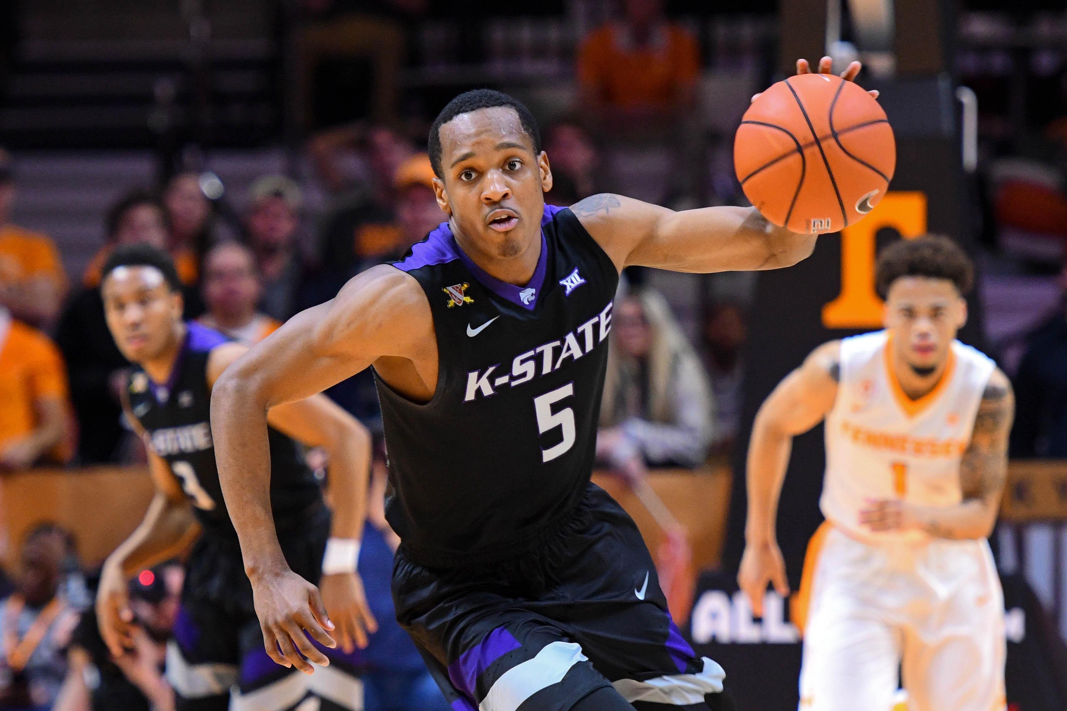 NCAA Basketball: Kansas State at Tennessee