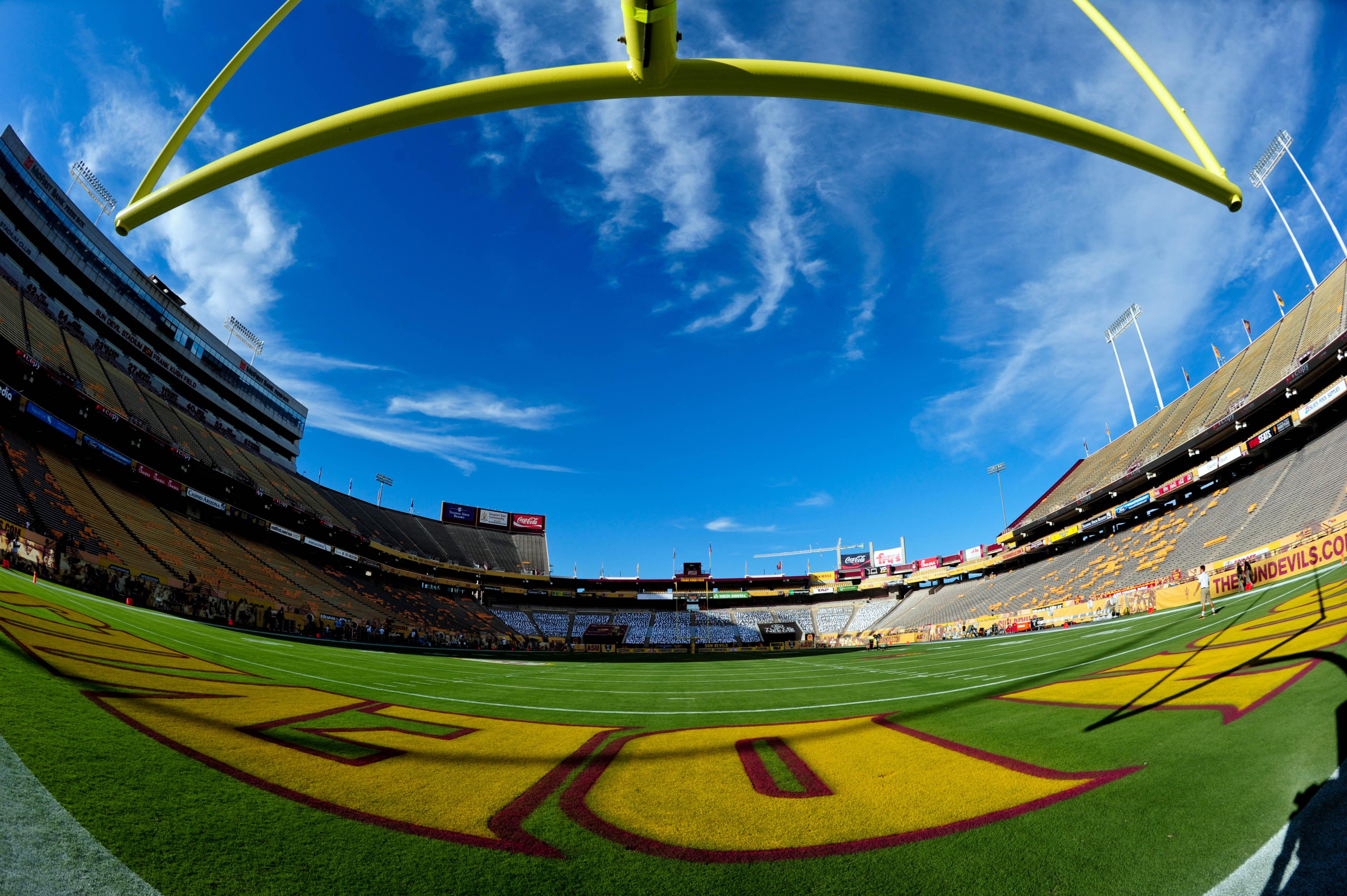 NCAA Football: New Mexico at Arizona State
