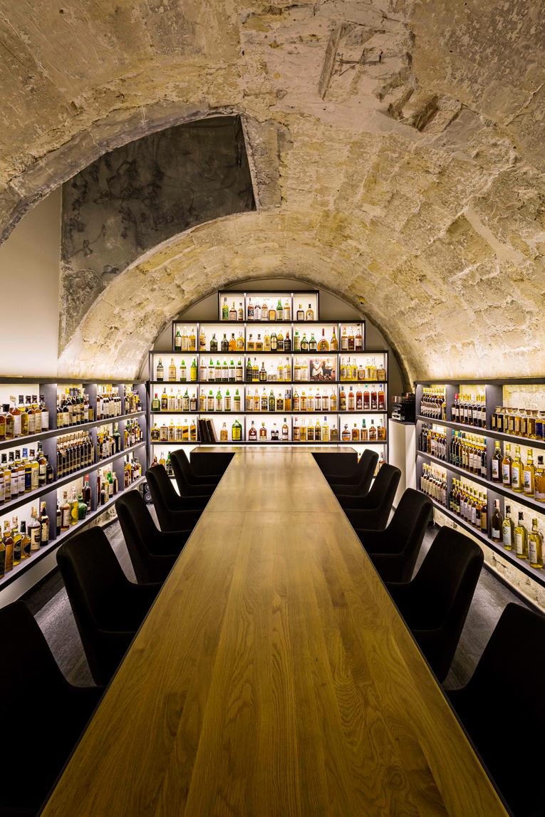 New Parisian bar is an underground shrine to whisky
