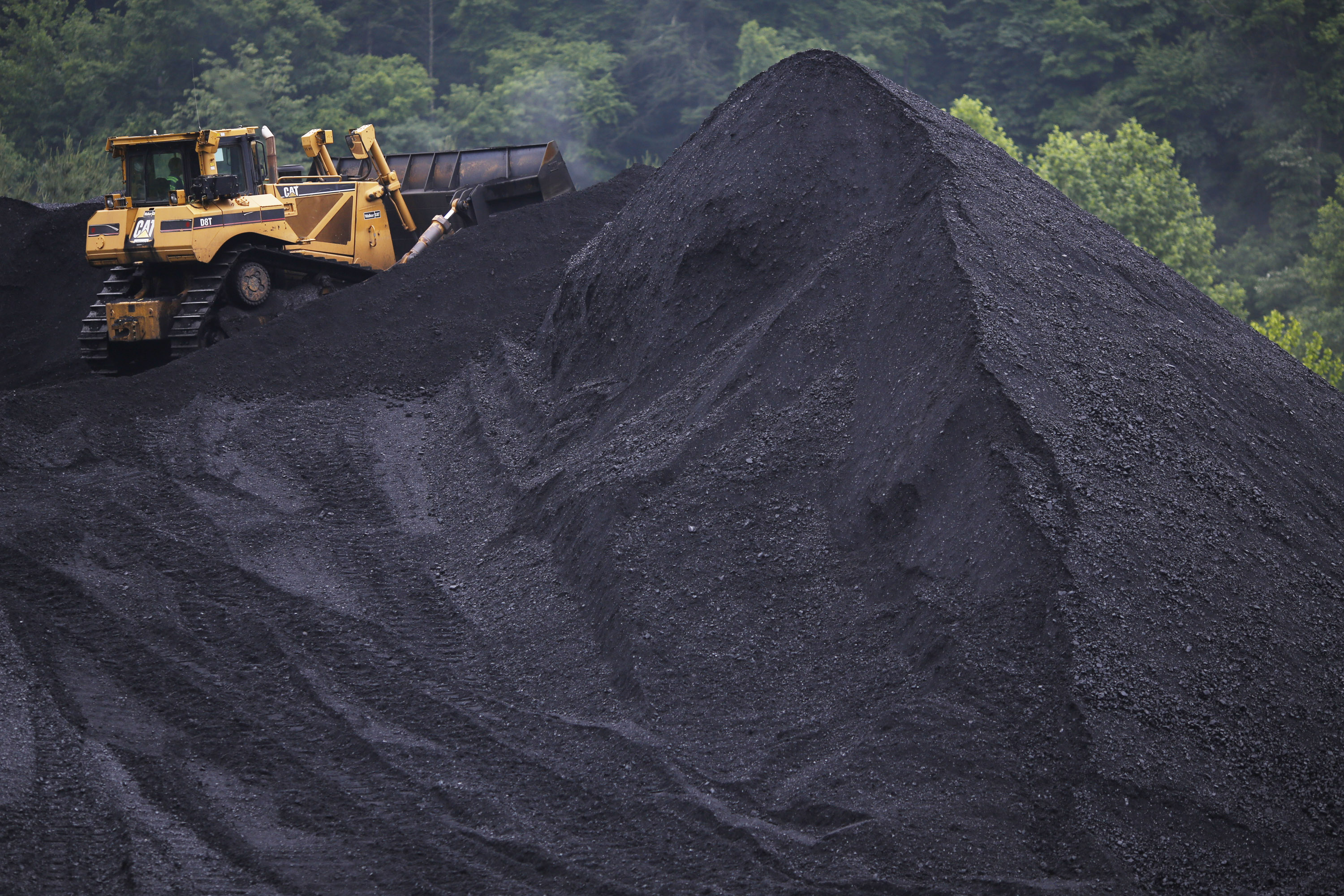 Why Trump just killed a rule restricting coal companies from dumping waste in streams