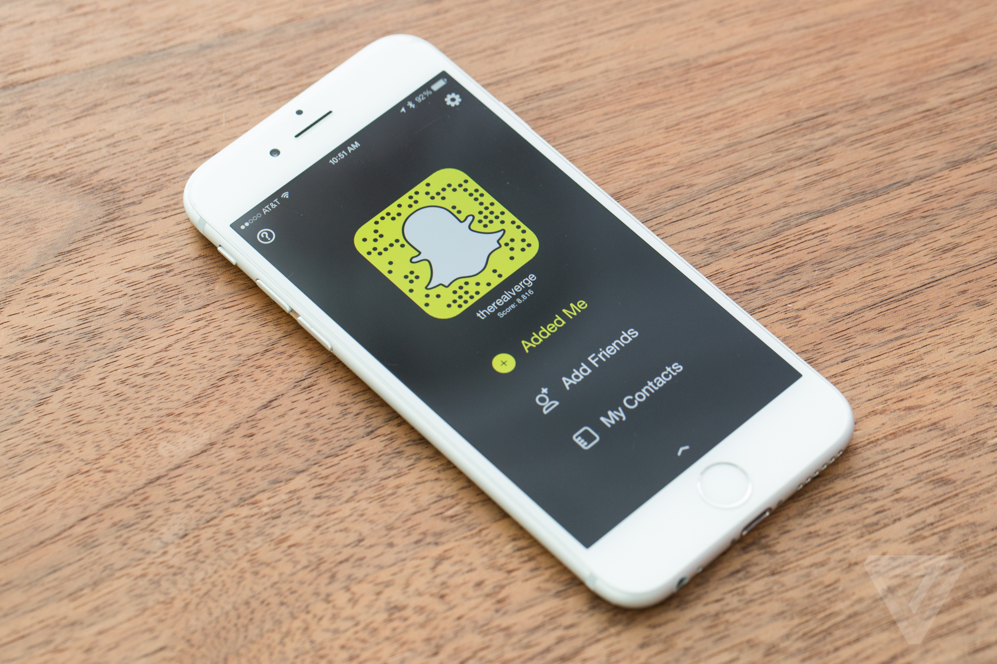 The only official Snapchat instruction manual is buried in