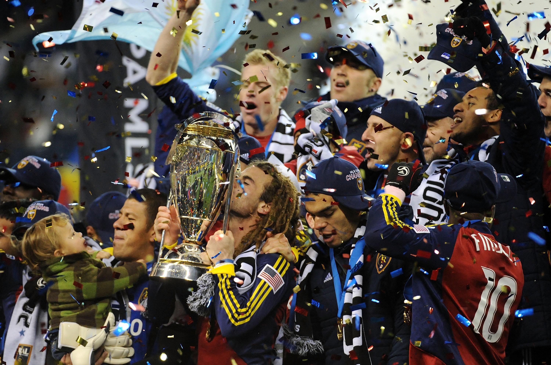 MLS Cup - Los Angeles Galaxy v Real Salt Lake