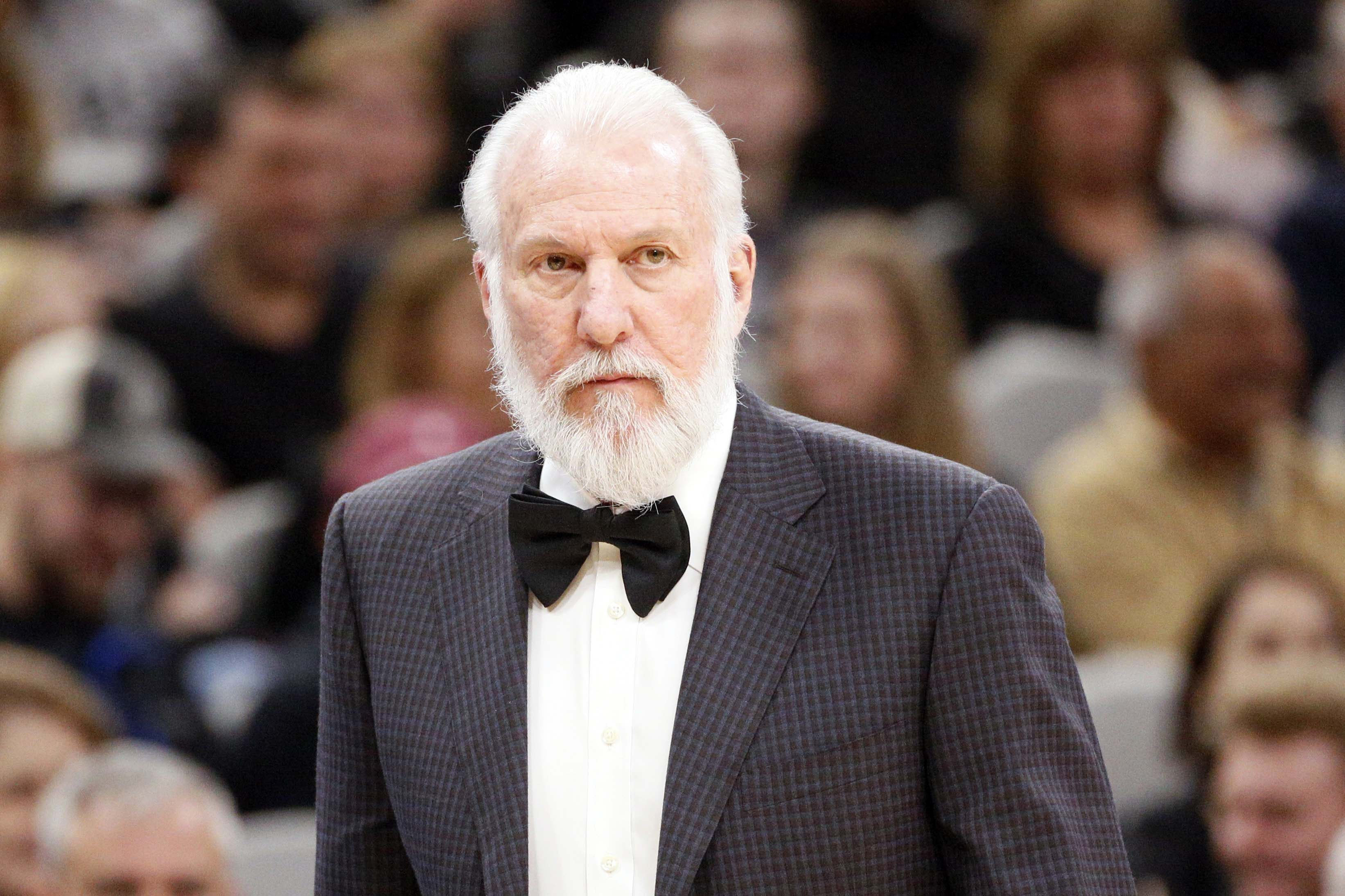 Gregg Popovich reflects on Black History Month, white privilege, and our 'national sin'