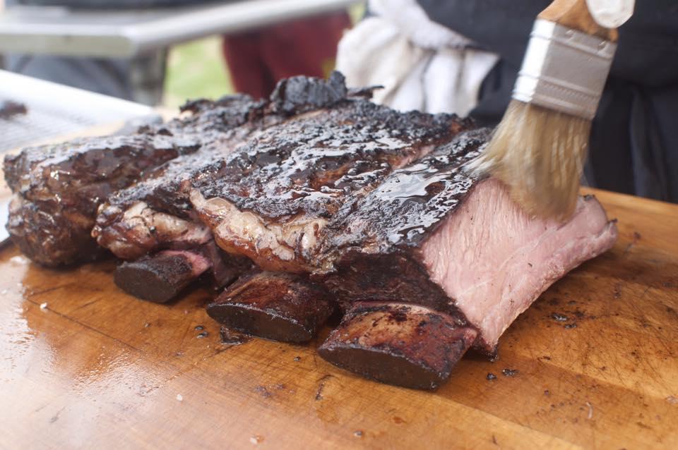 Carnal's beef short ribs