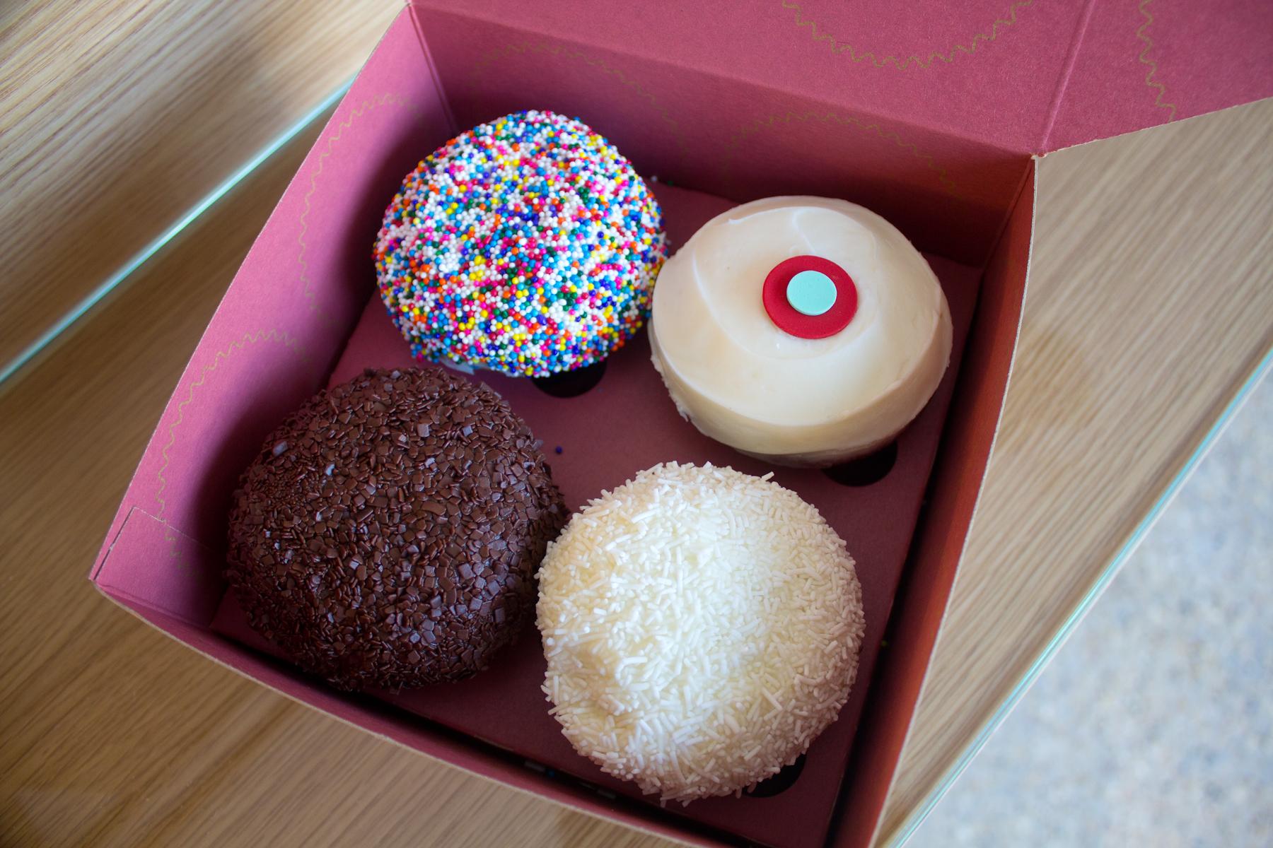 Sprinkles' cupcakes