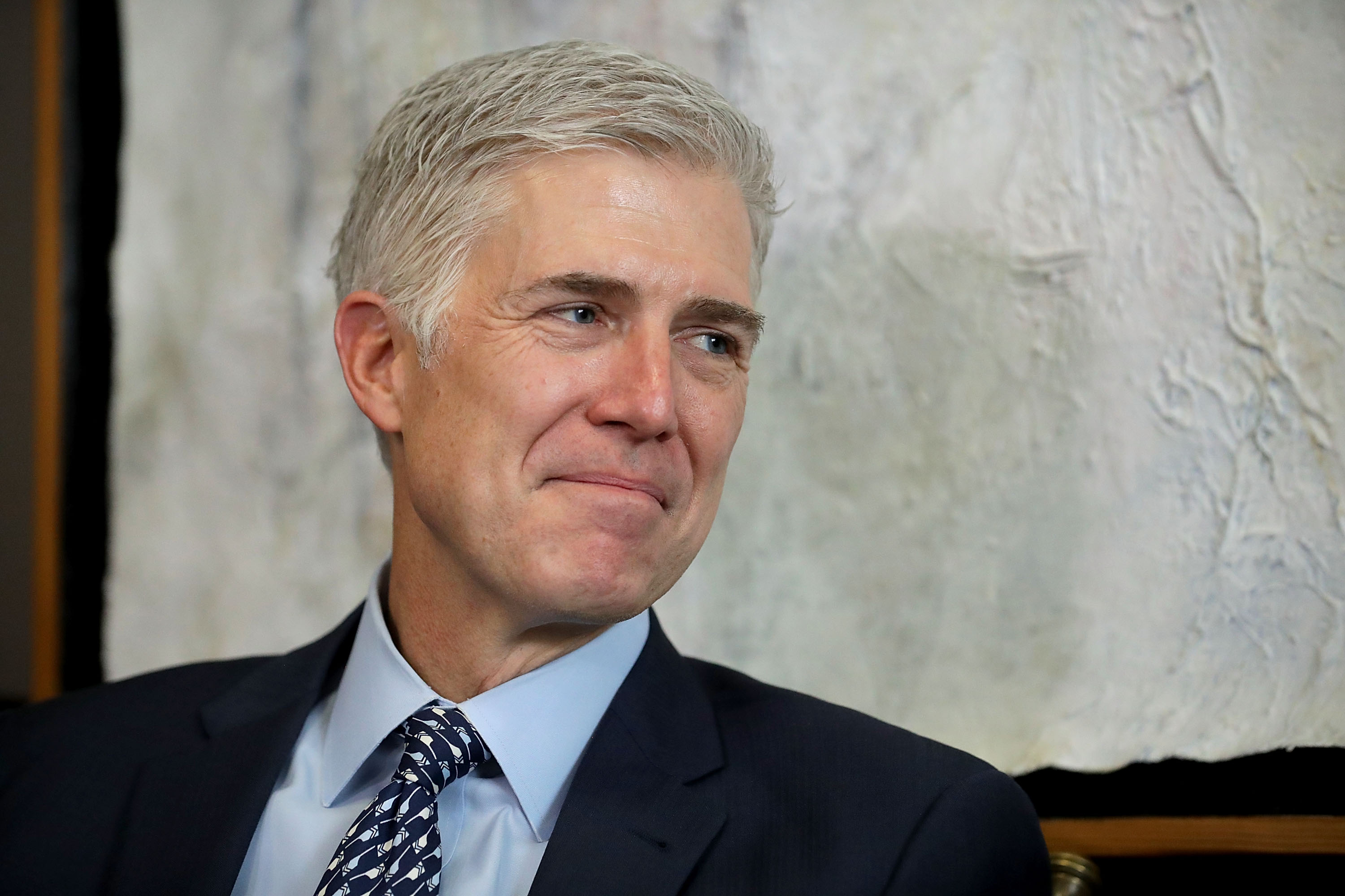 I read Supreme Court nominee Neil Gorsuch's book. It's very revealing.