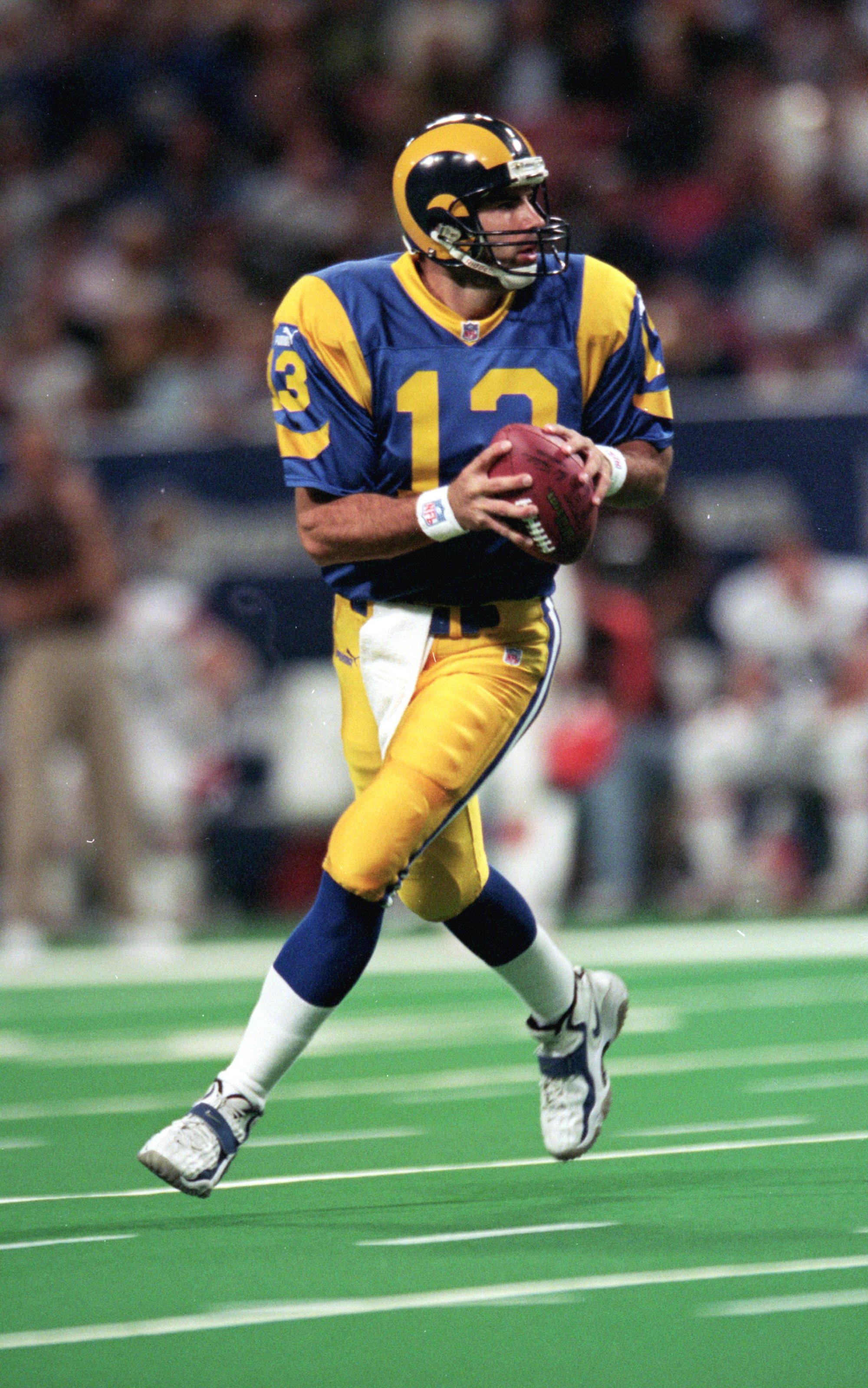 Former St. Louis Rams QB Kurt Warner