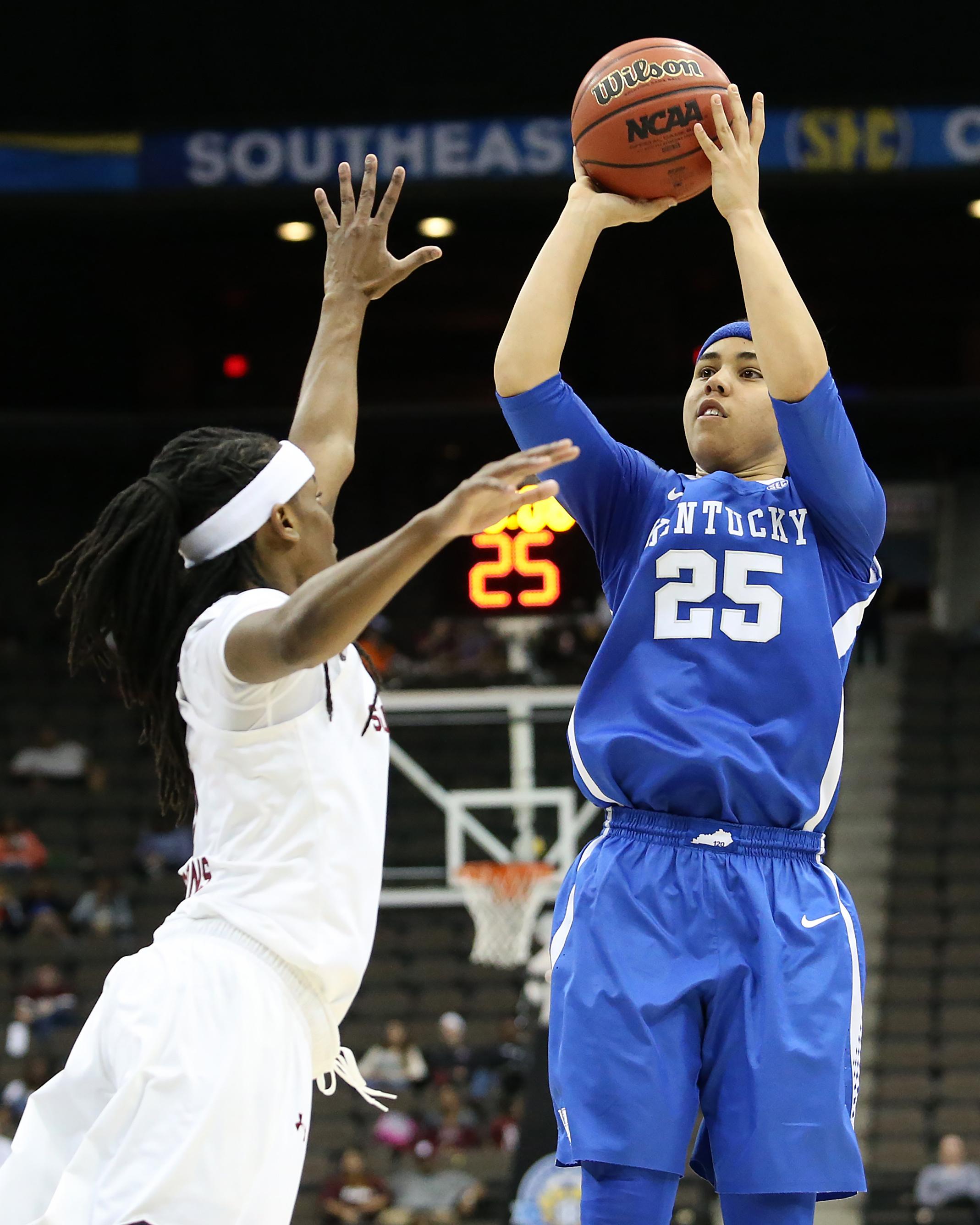 NCAA Womens Basketball: SEC Basketball Tournament - South Carolina vs Kentucky