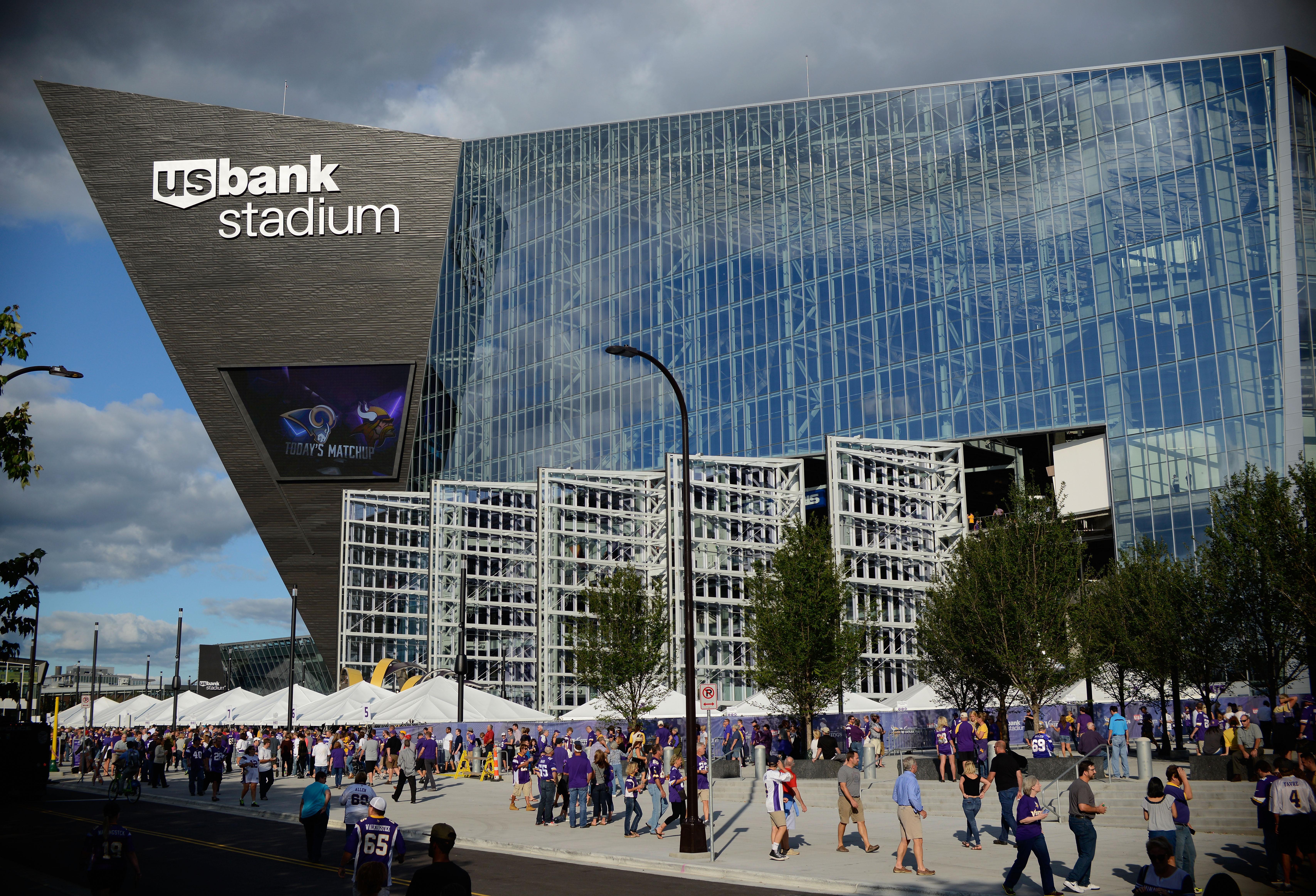 Los Angeles Rams v Minnesota Vikings