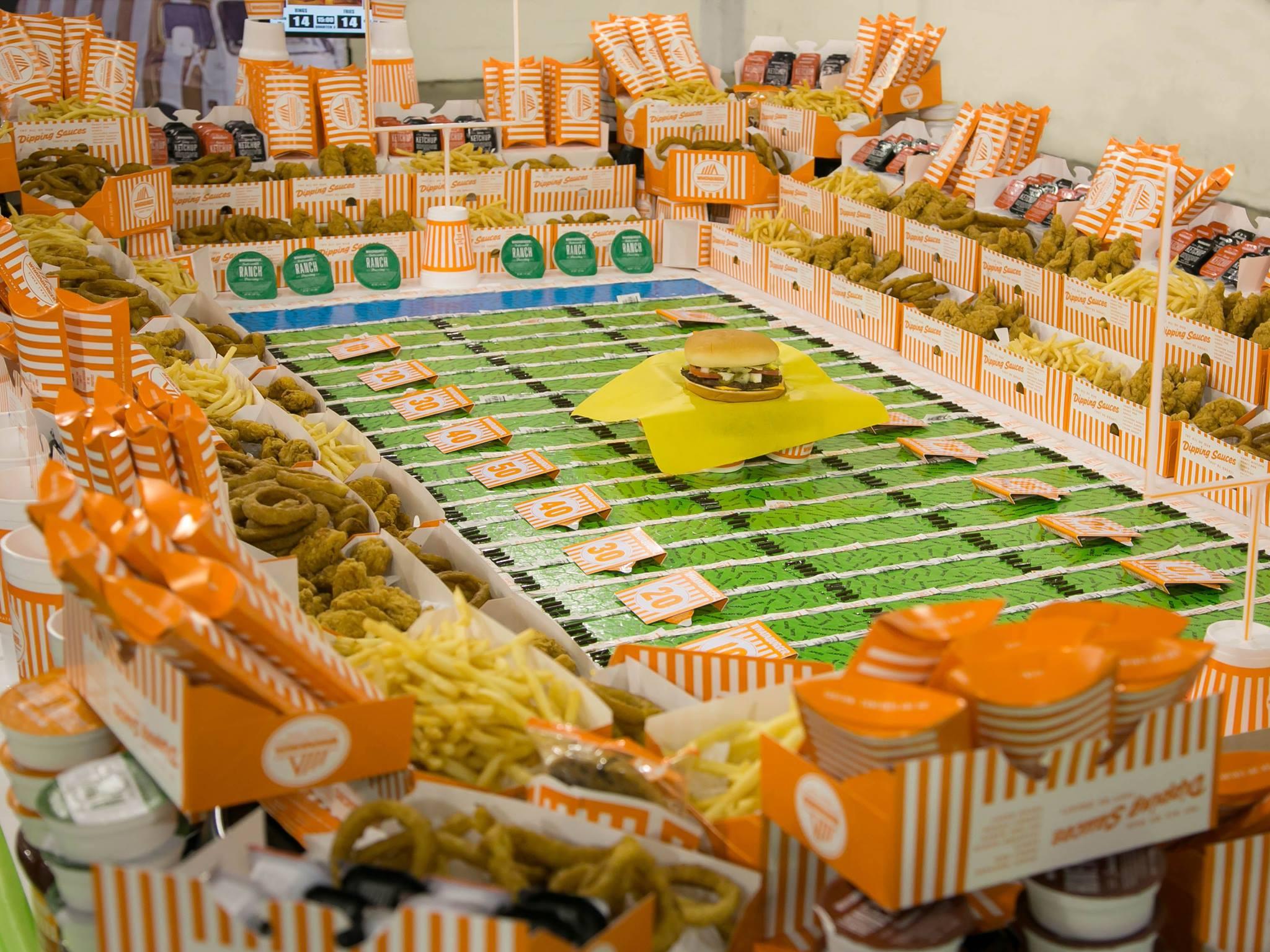 Whataburger's dream stadium