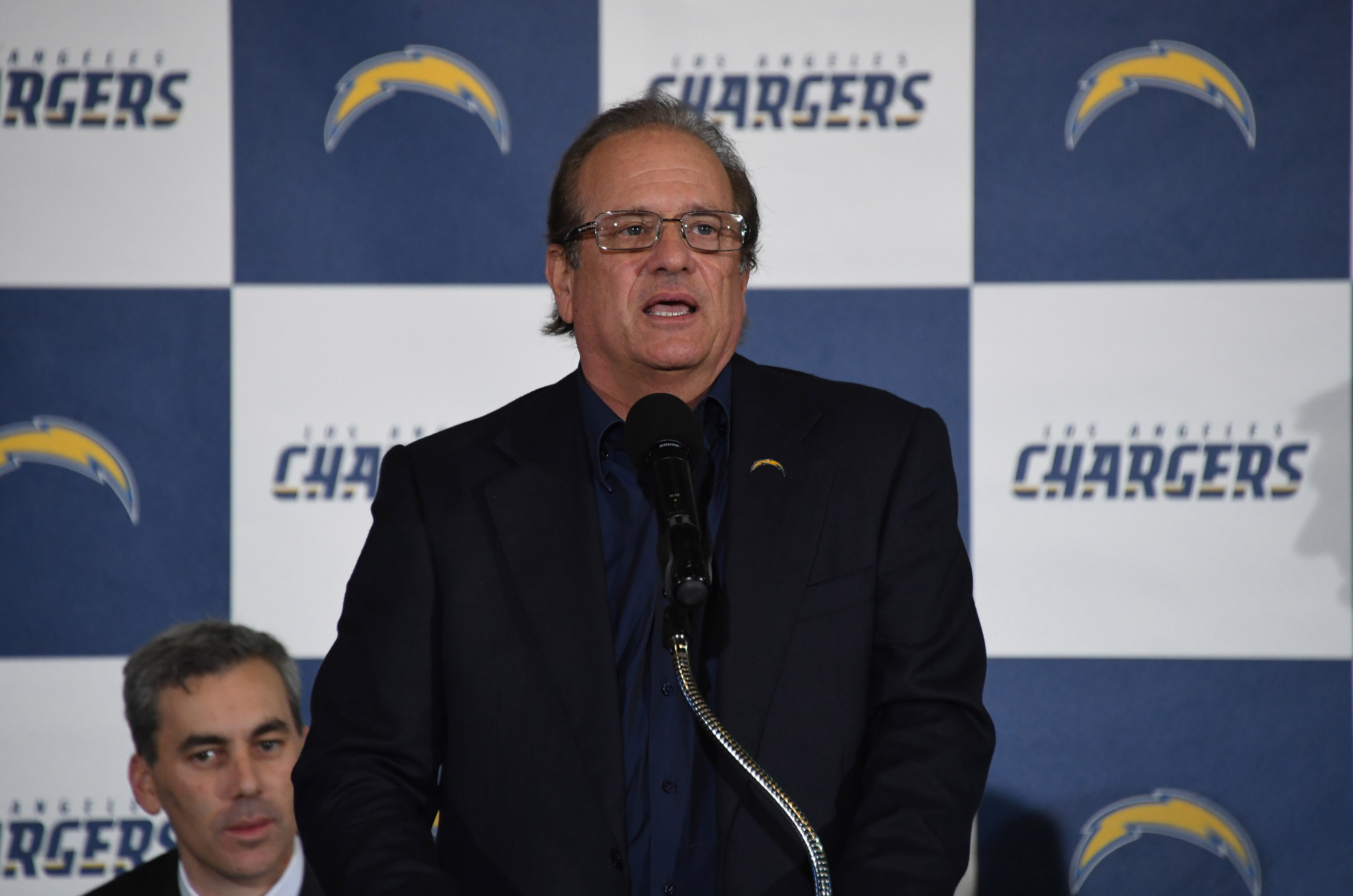 NFL: Los Angeles Chargers Kickoff Ceremony
