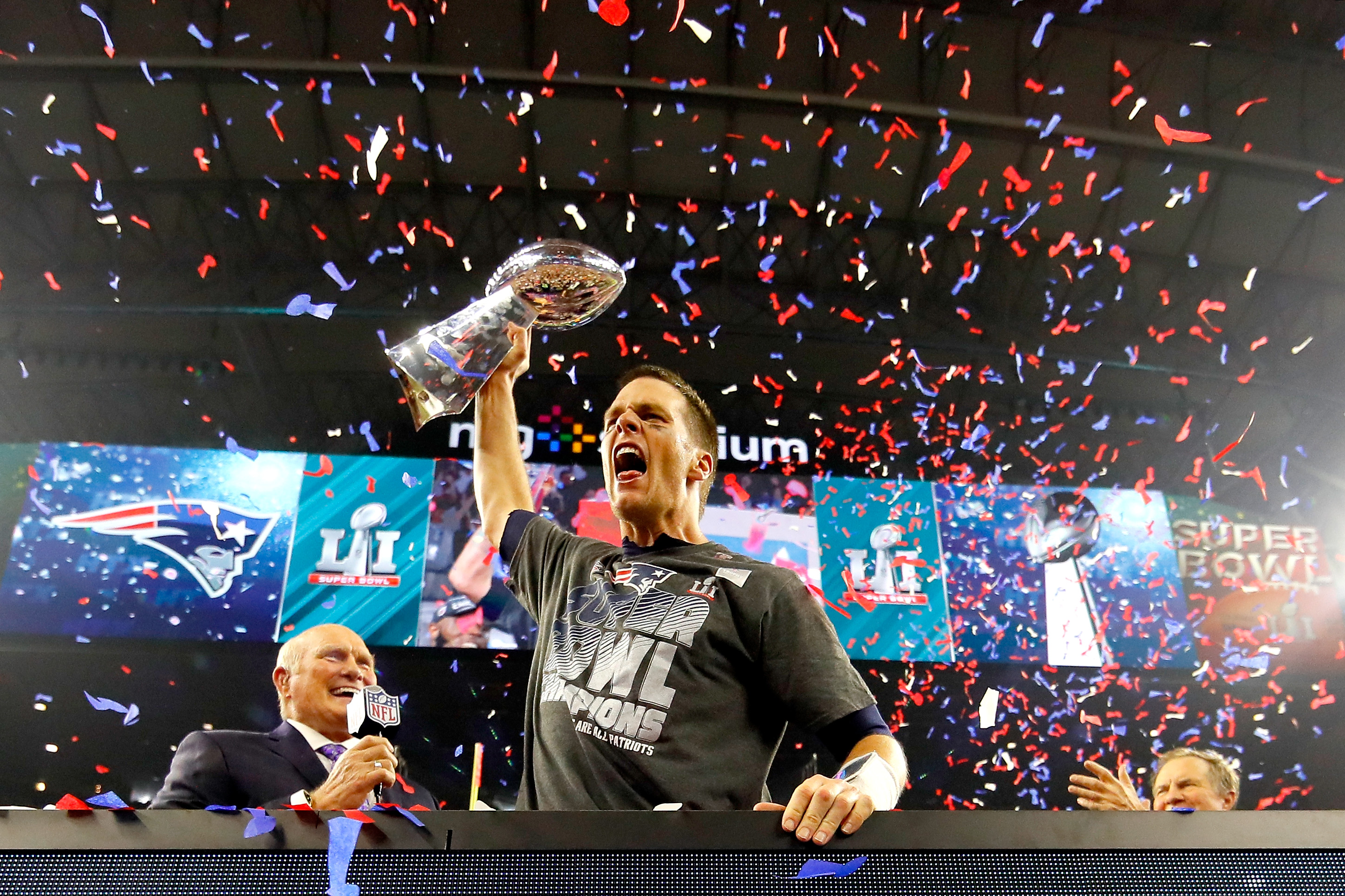 Super Bowl 51 completes a historic streak of sports having incredible championships