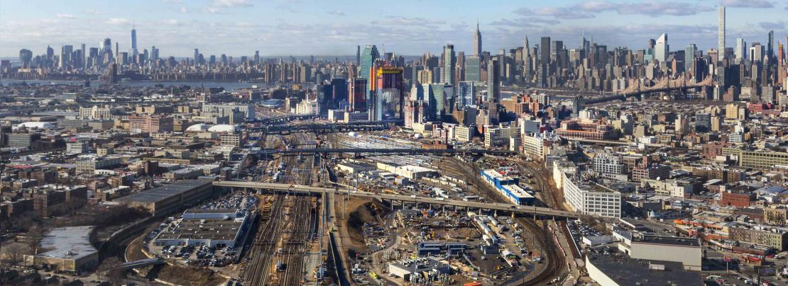 City presents three scenarios for megaproject over Sunnyside railyards