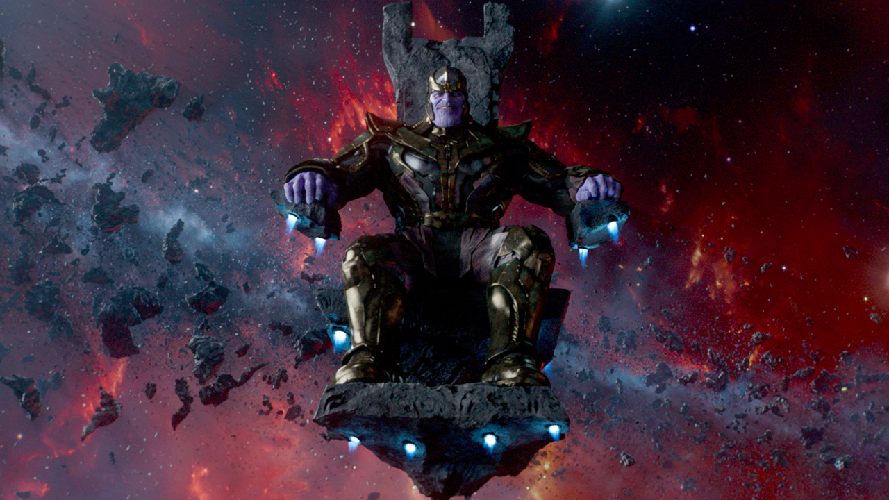 Thanos will be treated like a 'main character' in Avengers: Infinity War