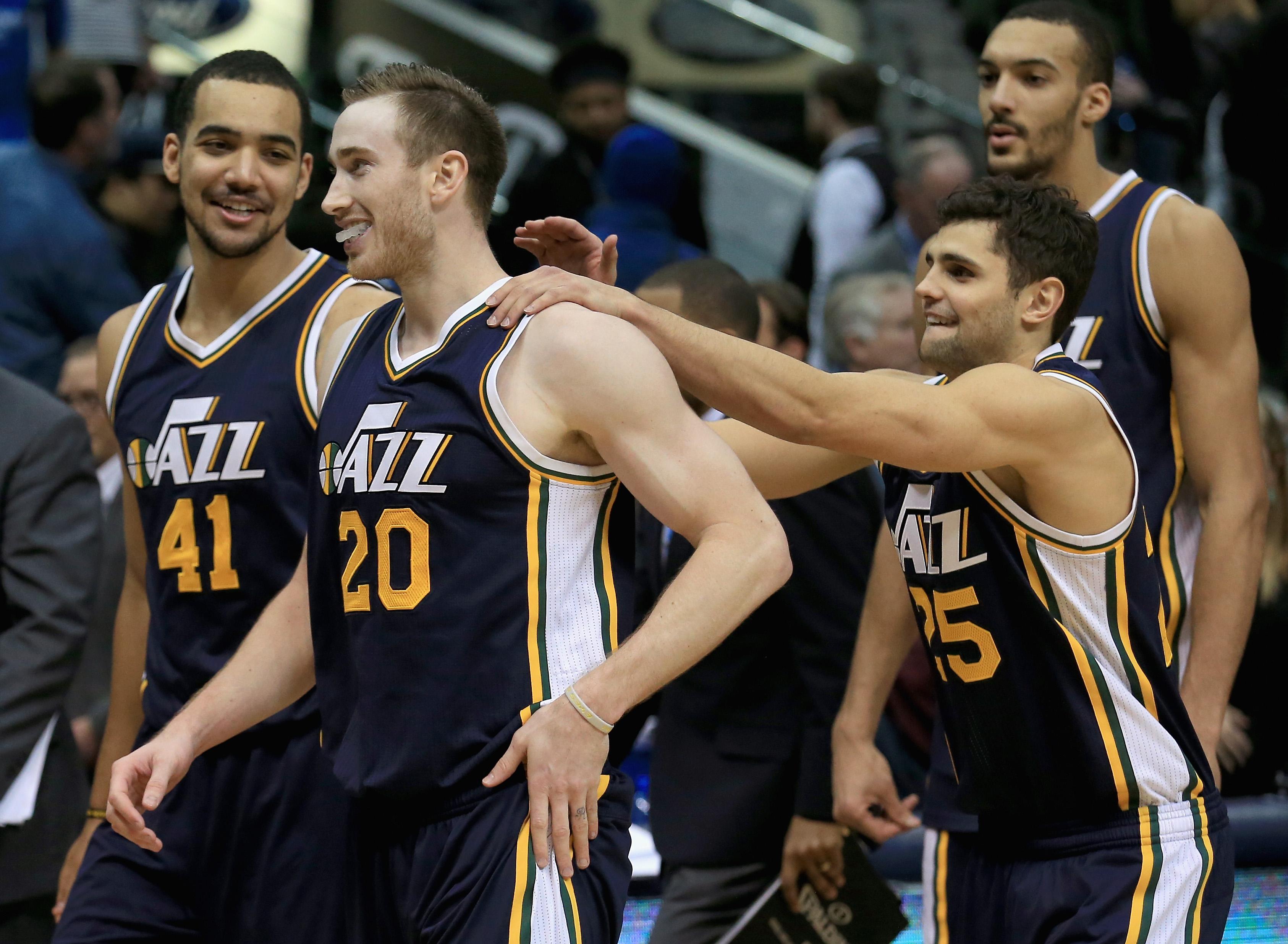Utah Jazz v Dallas Mavericks