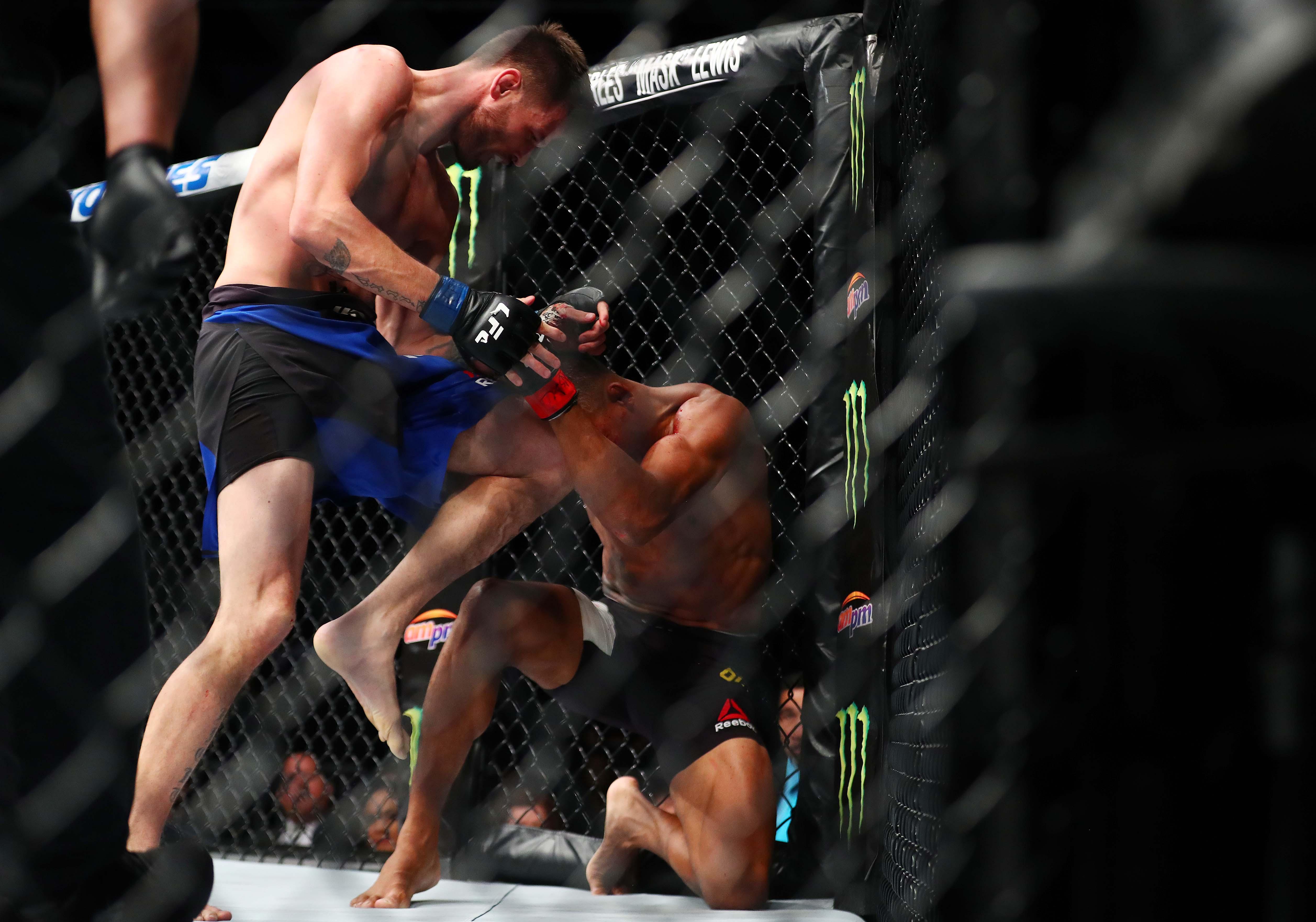 MMA: UFC 207-Oliveira vs Means