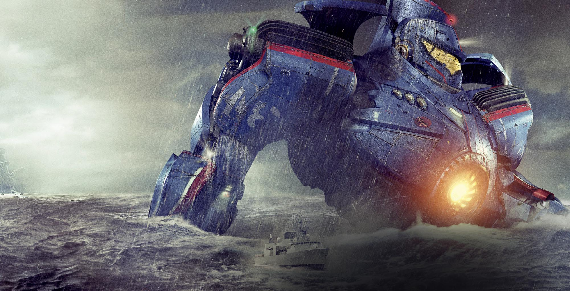 Star Wars' John Boyega shares new look at Pacific Rim: Uprising