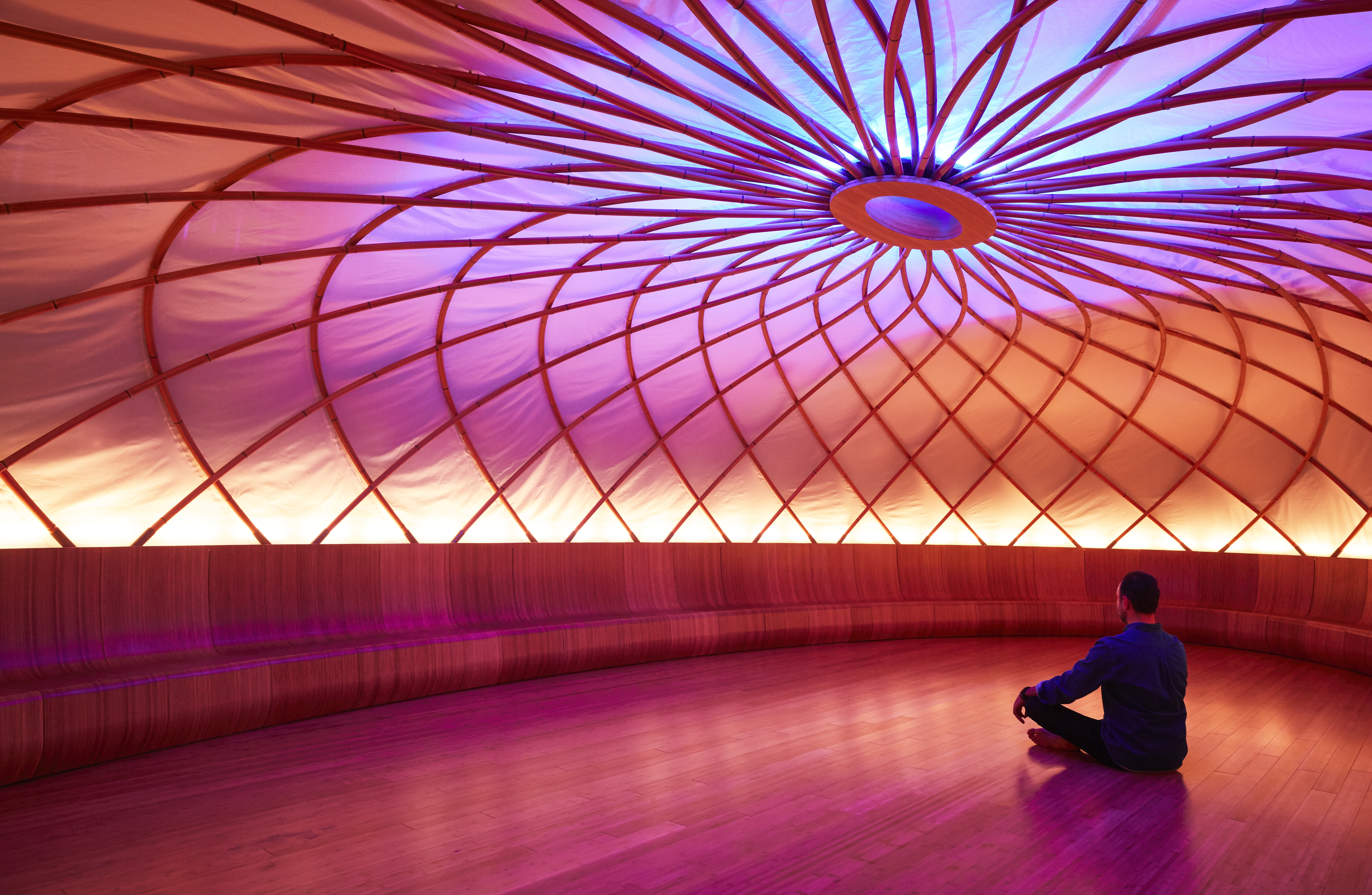Inside Inscape, Manhattan's new luxury meditation studio