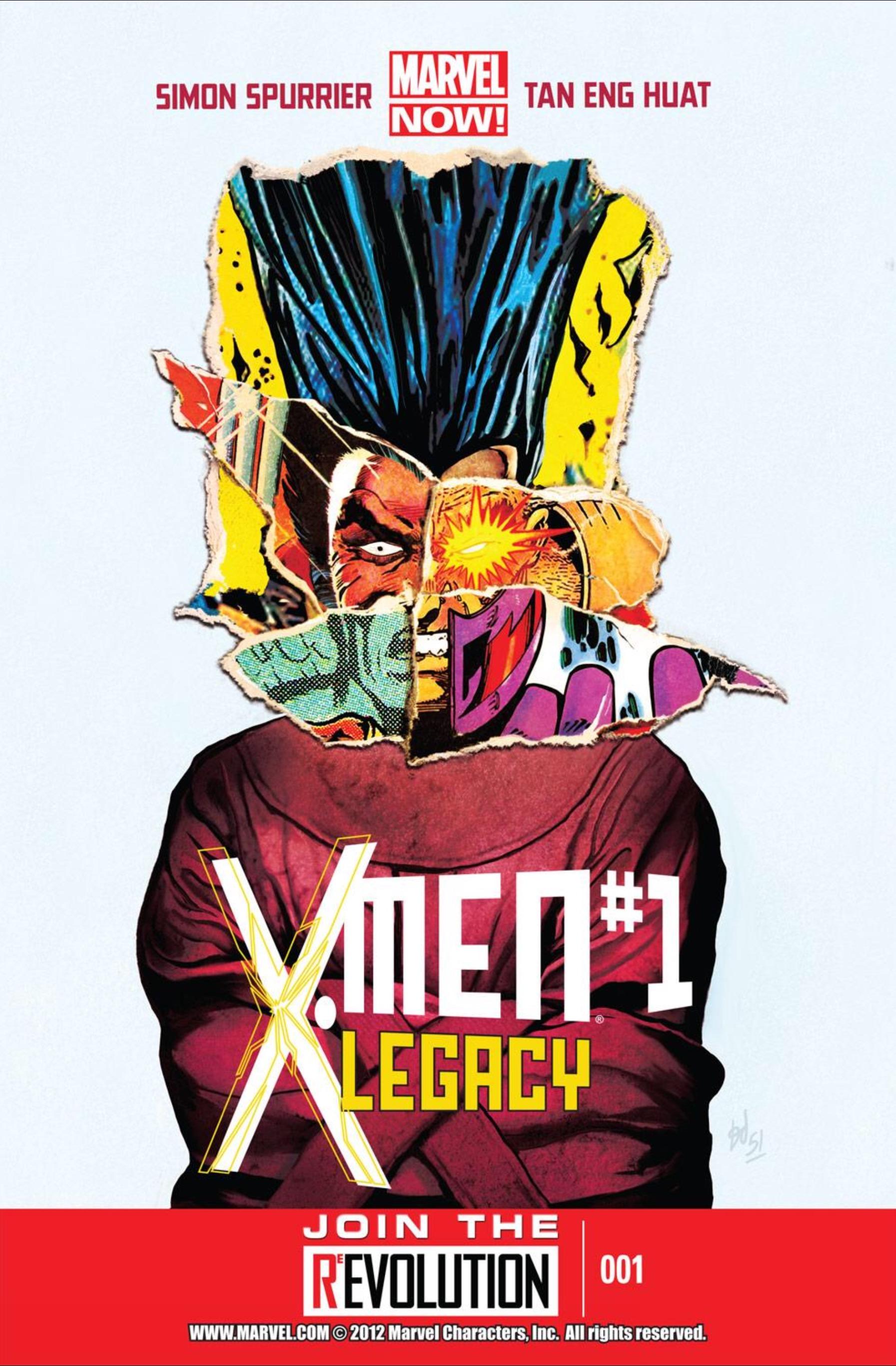 Marvel's Legion, explained