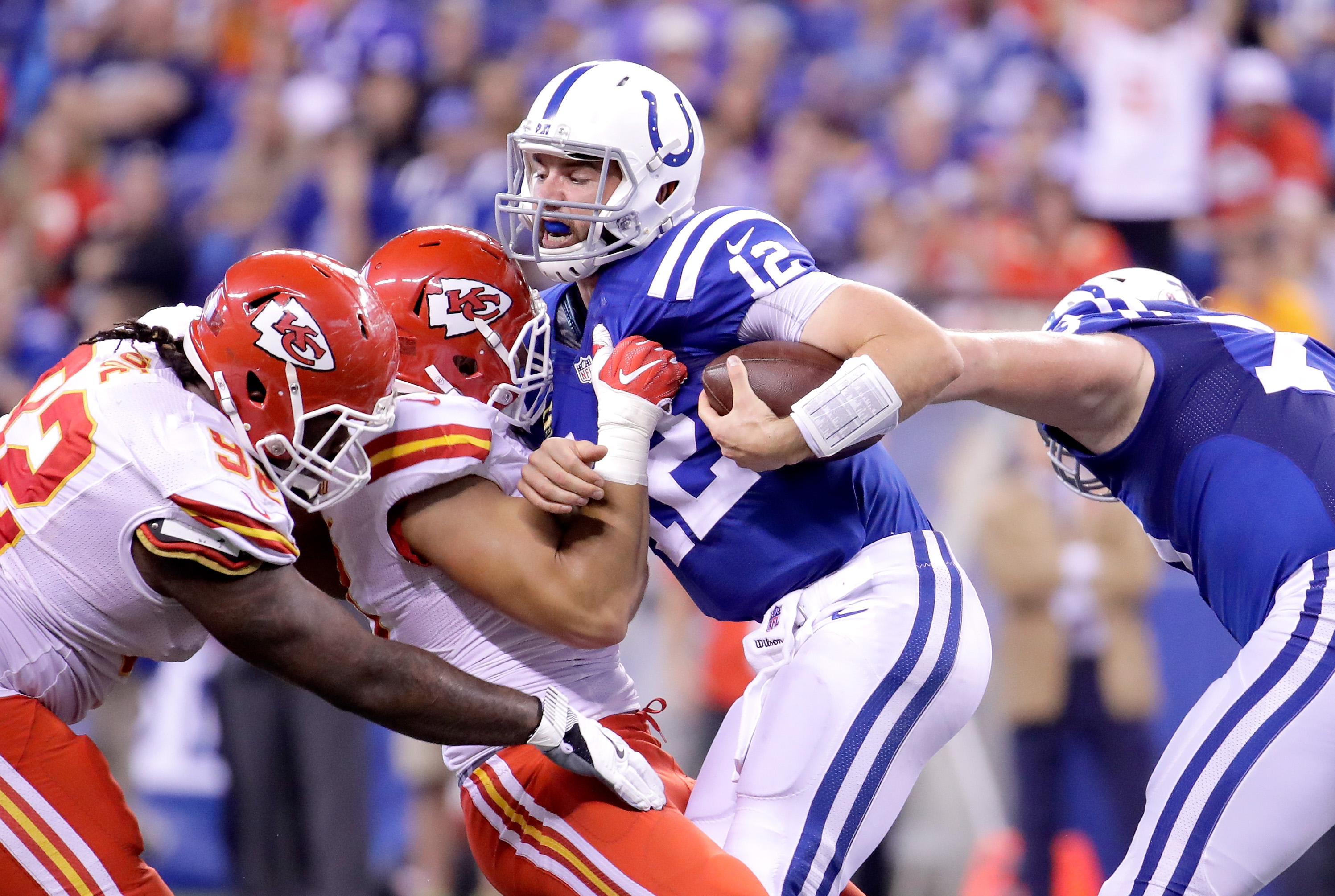 Colts 2016 Season In Review Stampede Blue