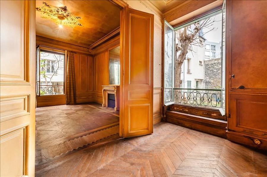 Parisian fixer-upper dream apartment yours for under $1M