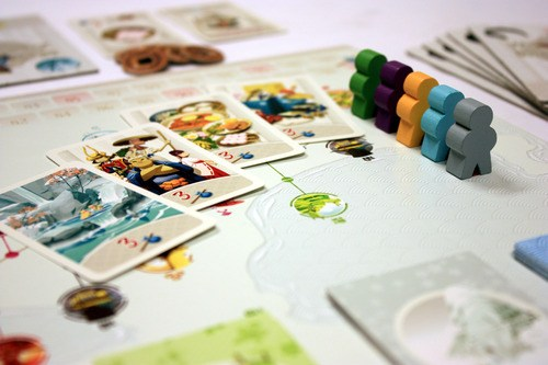 Stay sane with these family board games