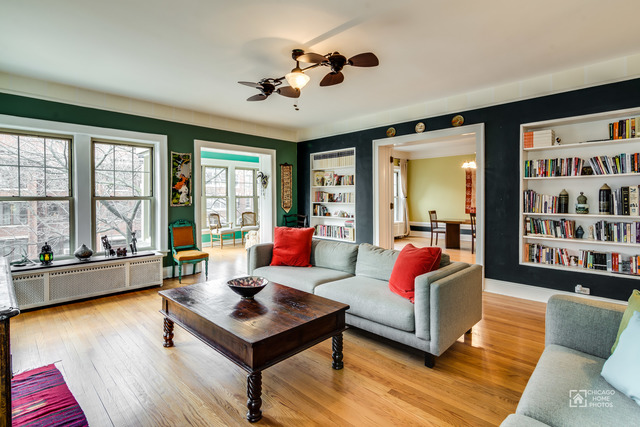 $299K gets this spacious two-bedroom in Hyde Park
