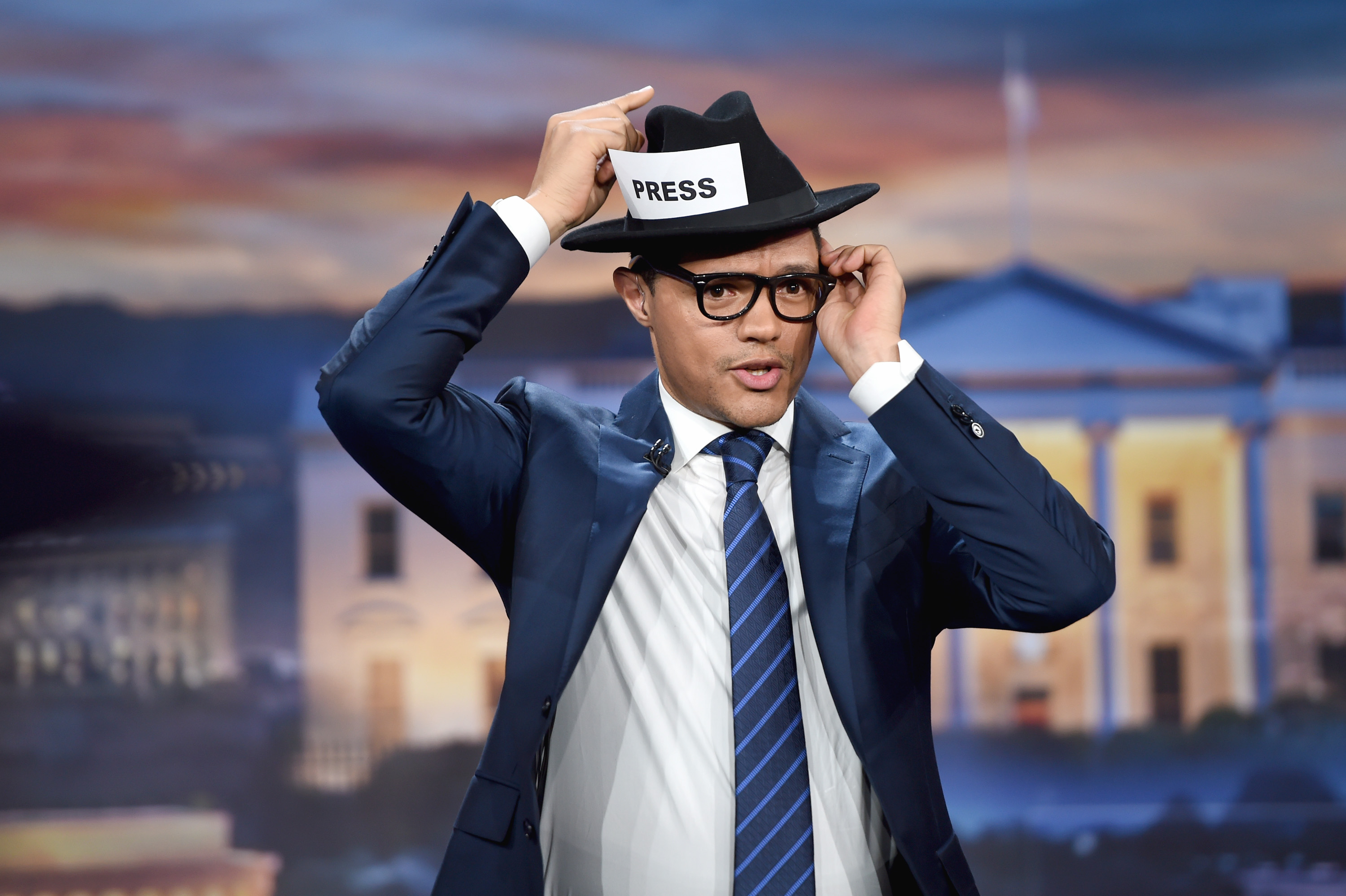 'The Daily Show with Trevor Noah' LIVE Election Night coverage