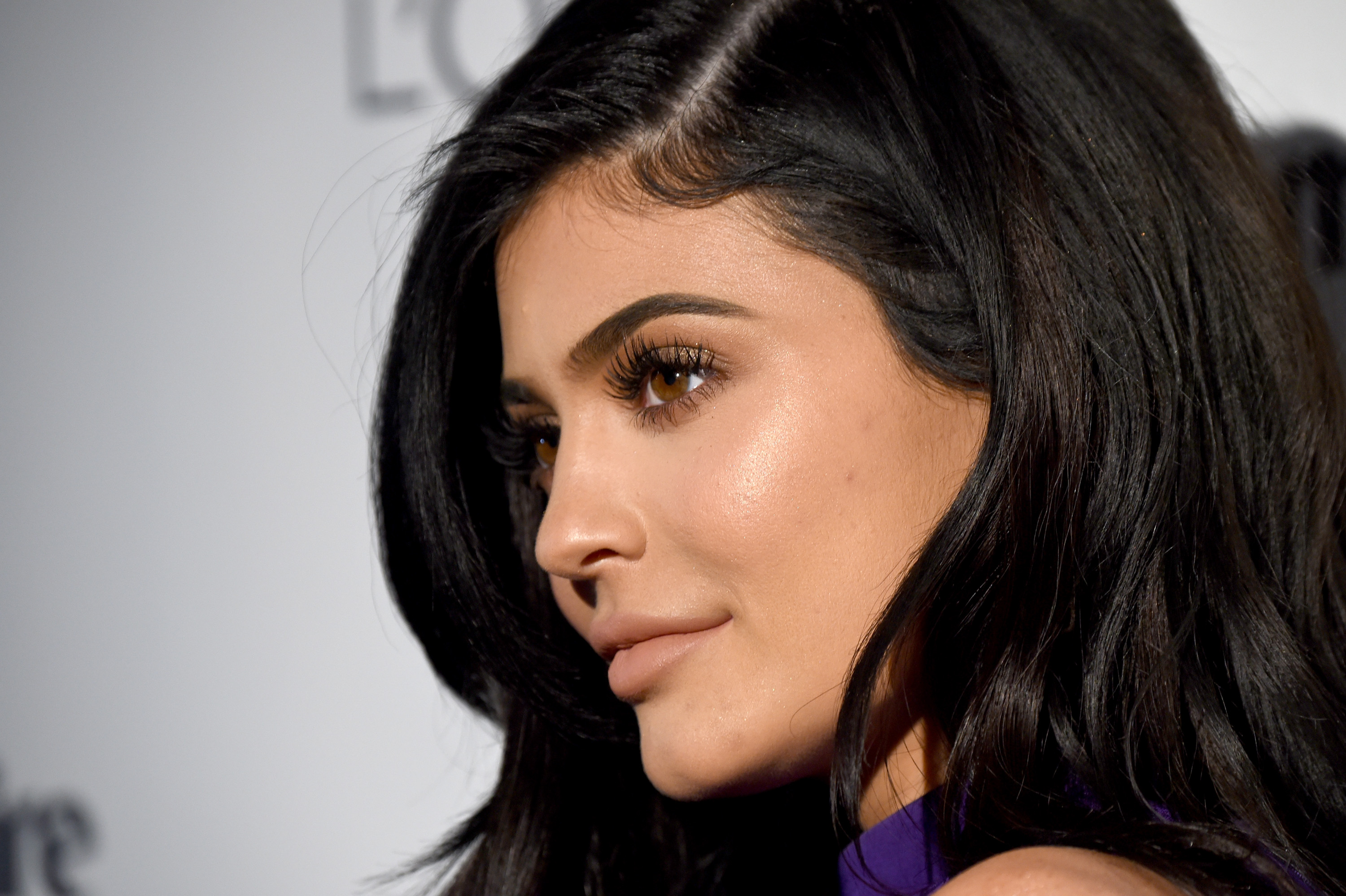 Kylie Jenner at awards show