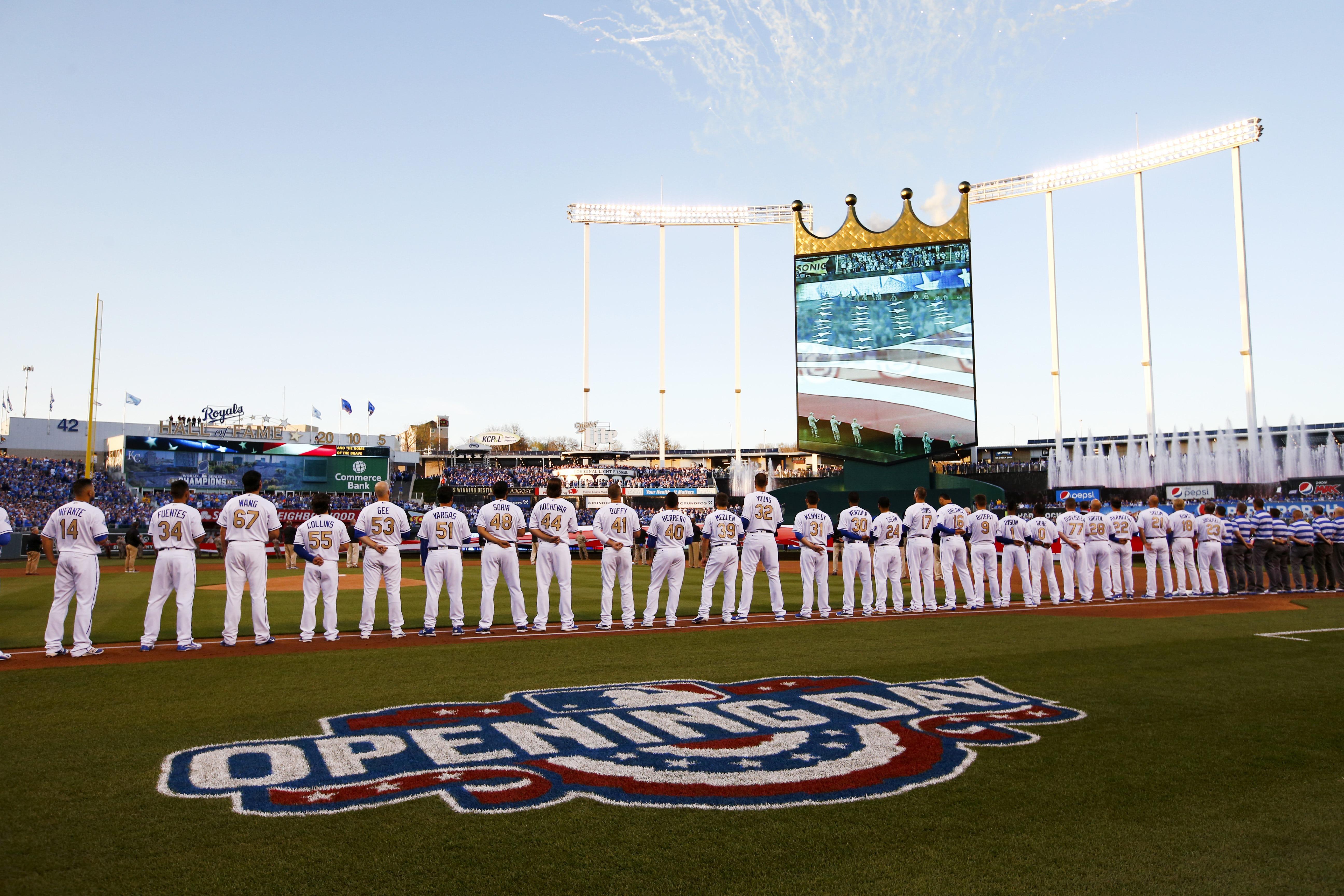 New York Mets v Kansas City Royals