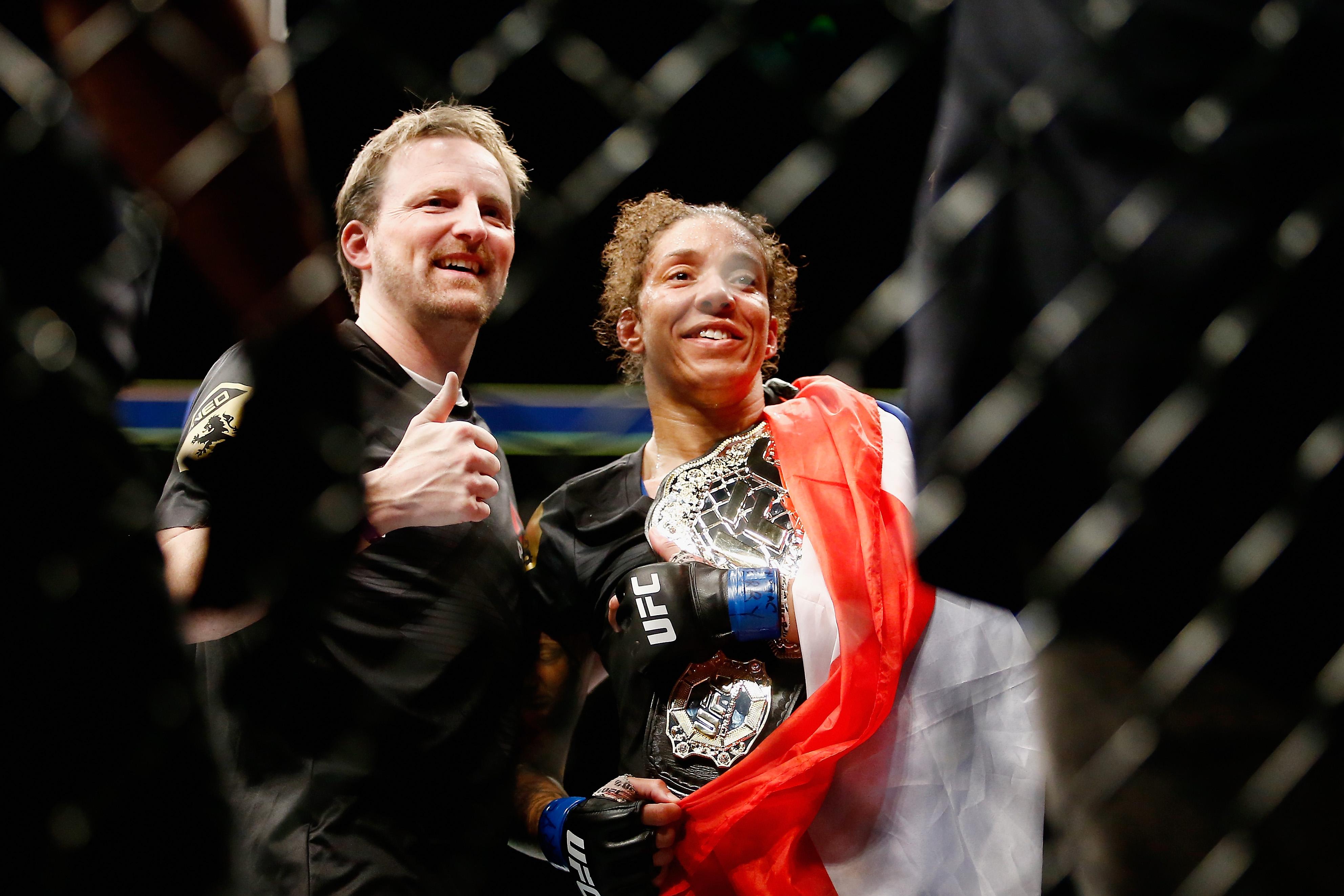 UFC 208: Holm v Randamie