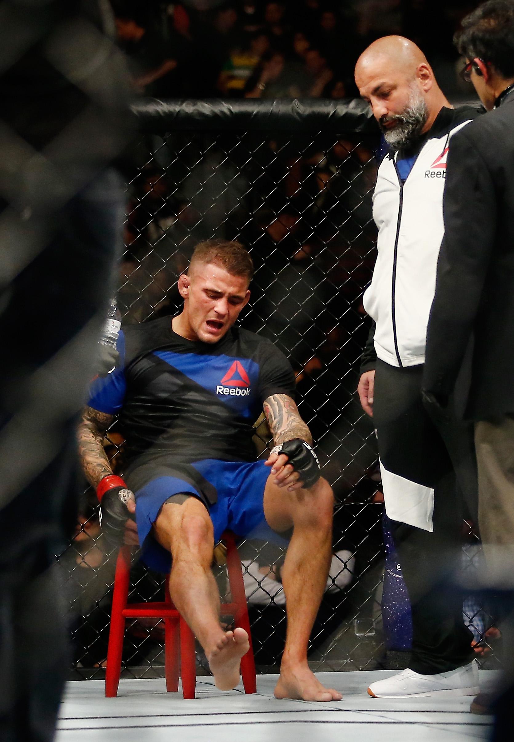 UFC 208: Poirier v Miller